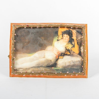 Jay Strongwater Enameled Picture Frame