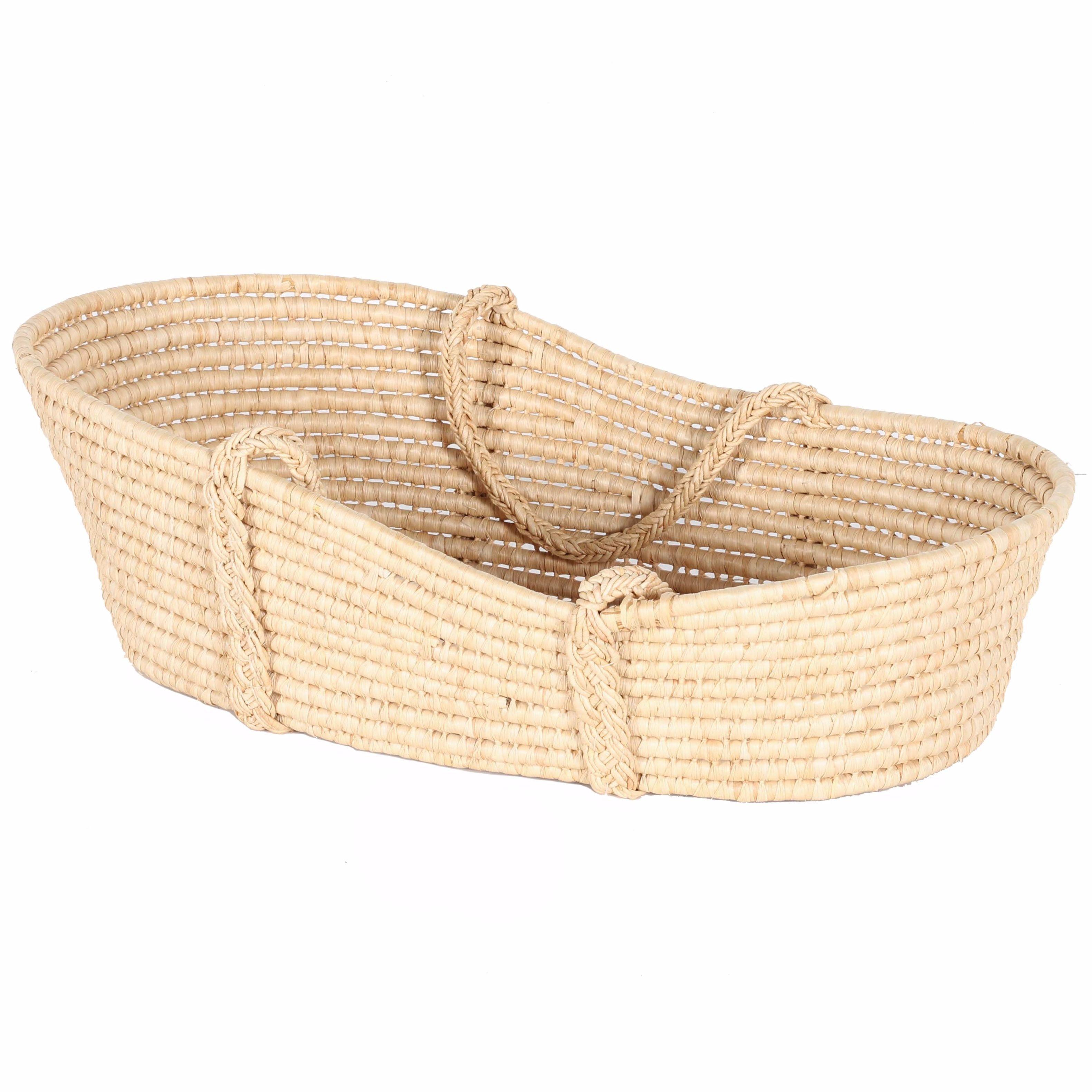 Woven Baby Basket