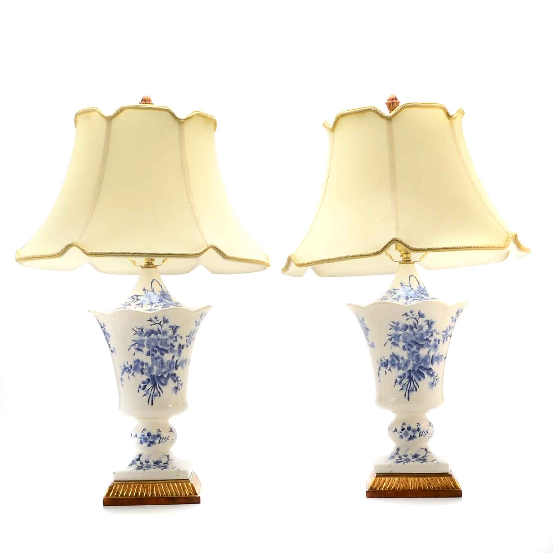 Asian Inspired Table Lamps