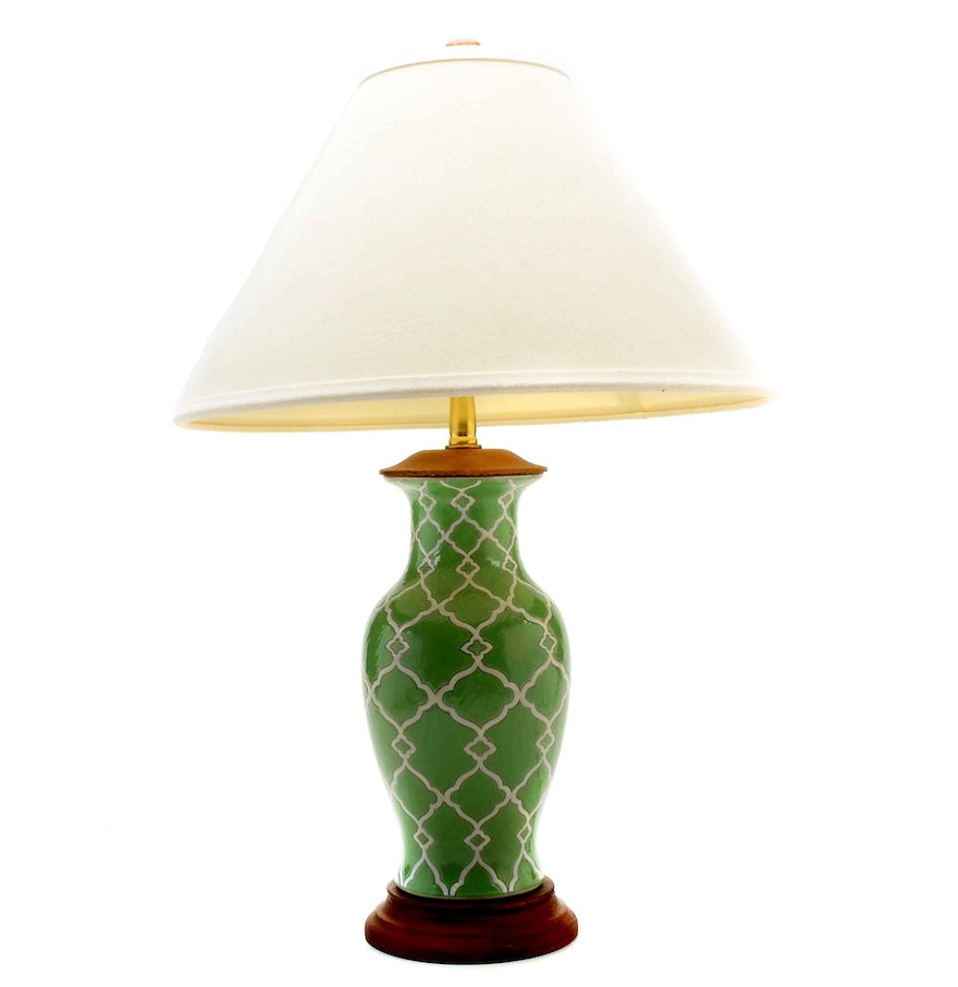 Williamsburg table lamp by oriental accents ebth williamsburg table lamp by oriental accents geotapseo Gallery