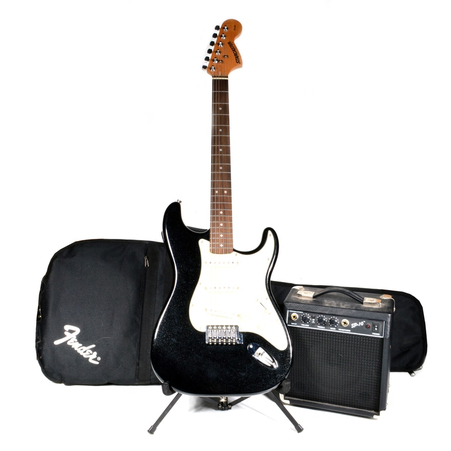 Starcaster By Fender Review