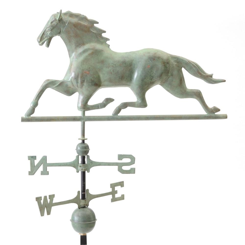 Equestrian Weather Vane