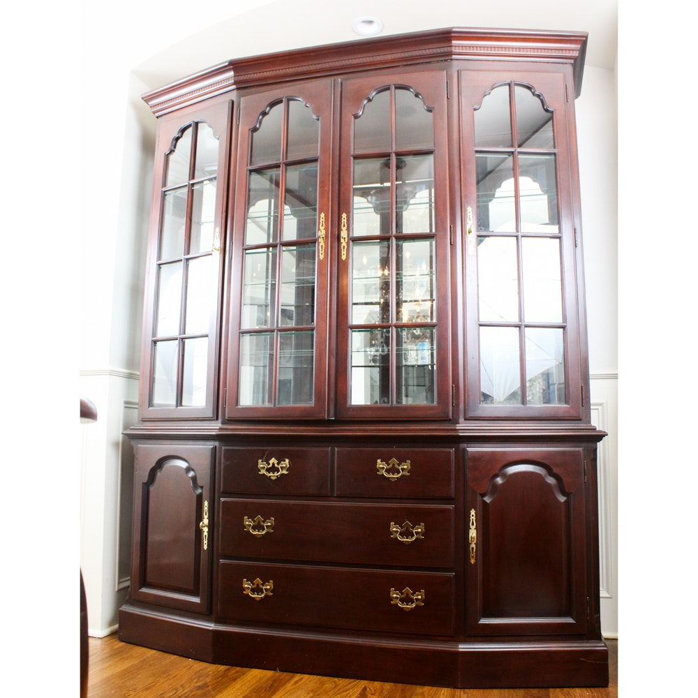Delicieux Cherry China Cabinet By Lineage ...