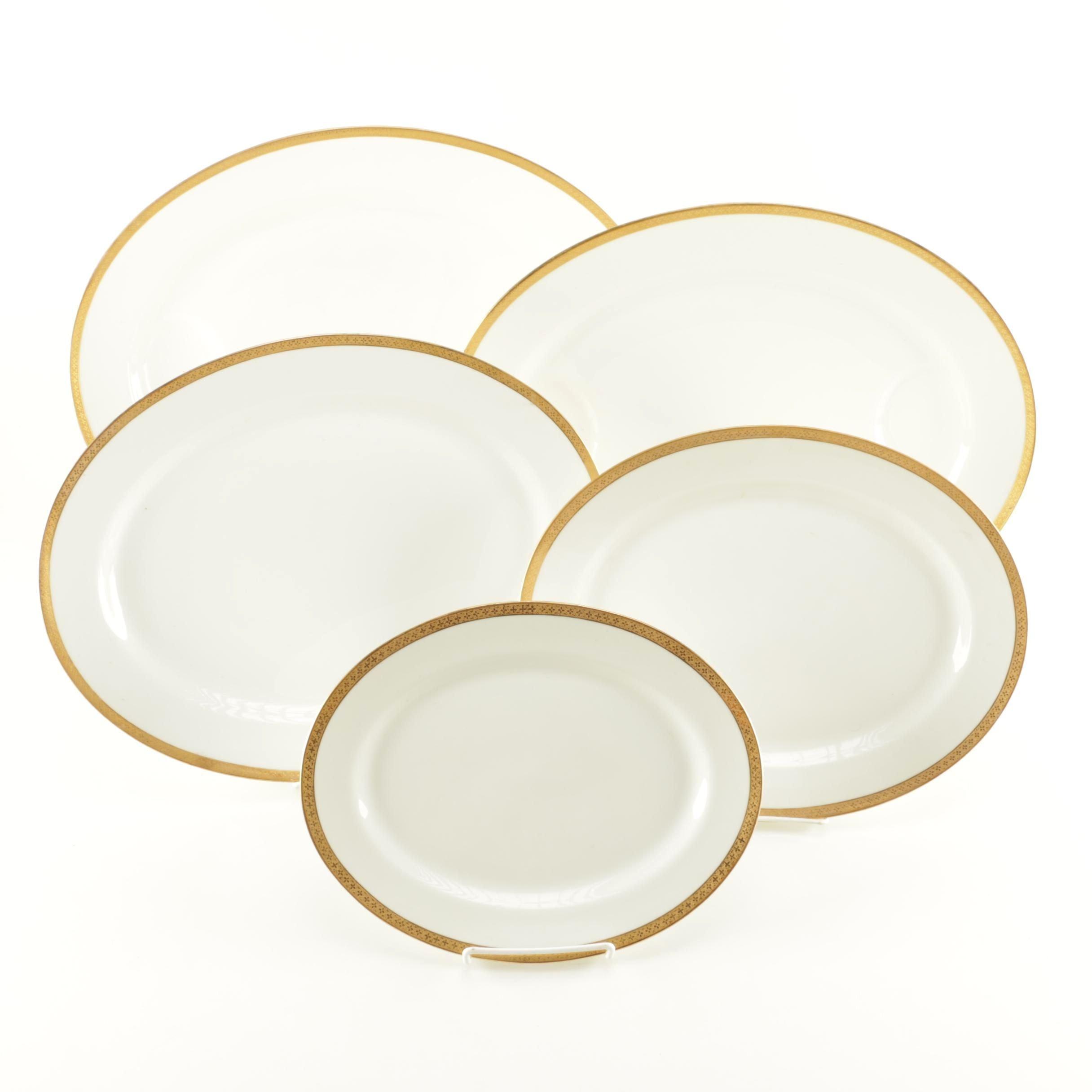 Theodore Haviland Limoges Serving Platters