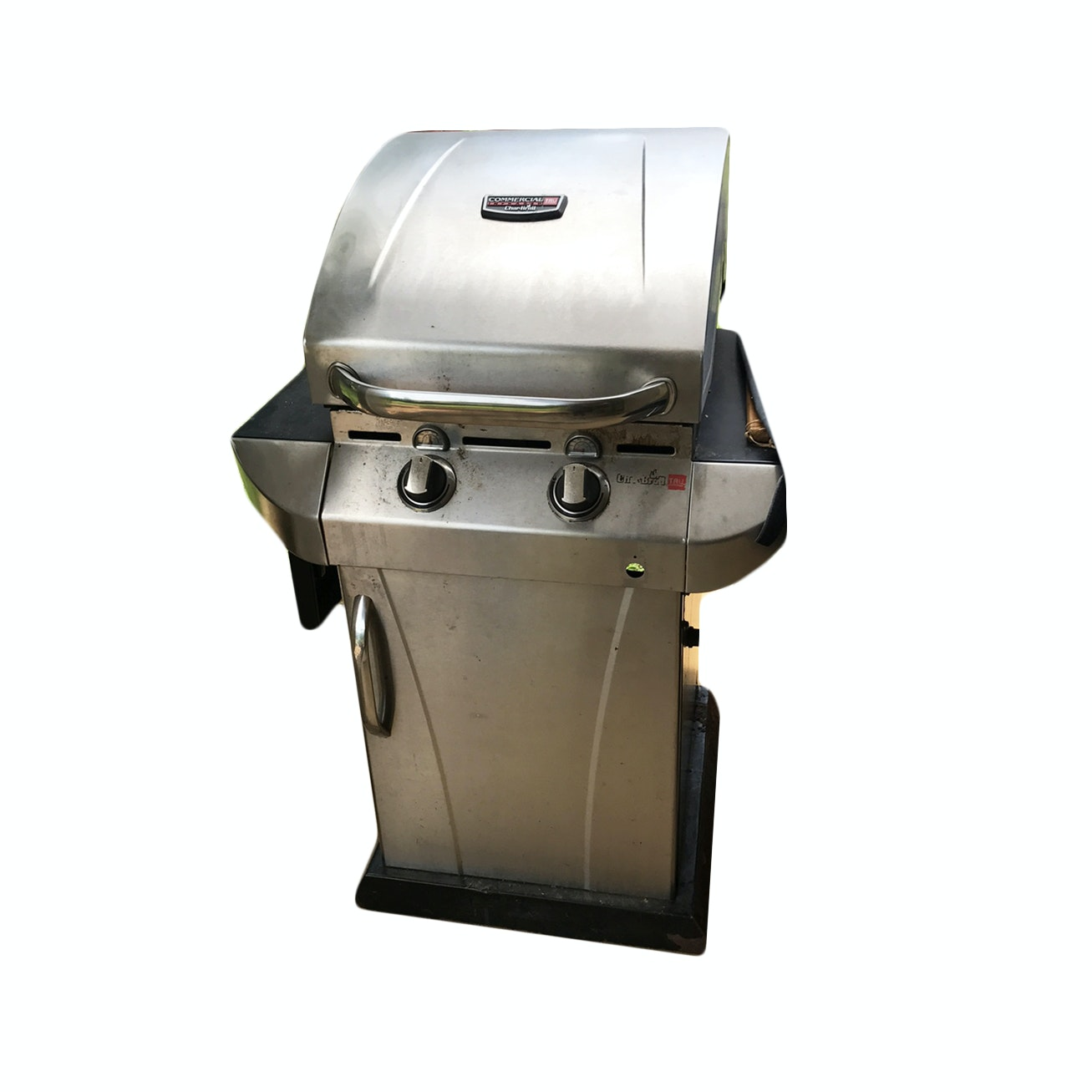Stainless Steel Commercial Infrared Char-Broil Grill