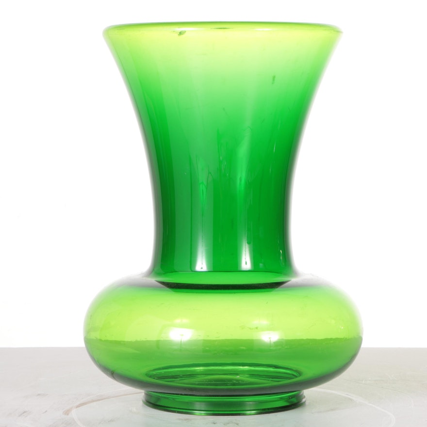 Green Bohem Stoolside Table By Philippe Starck For Kartell Ebth