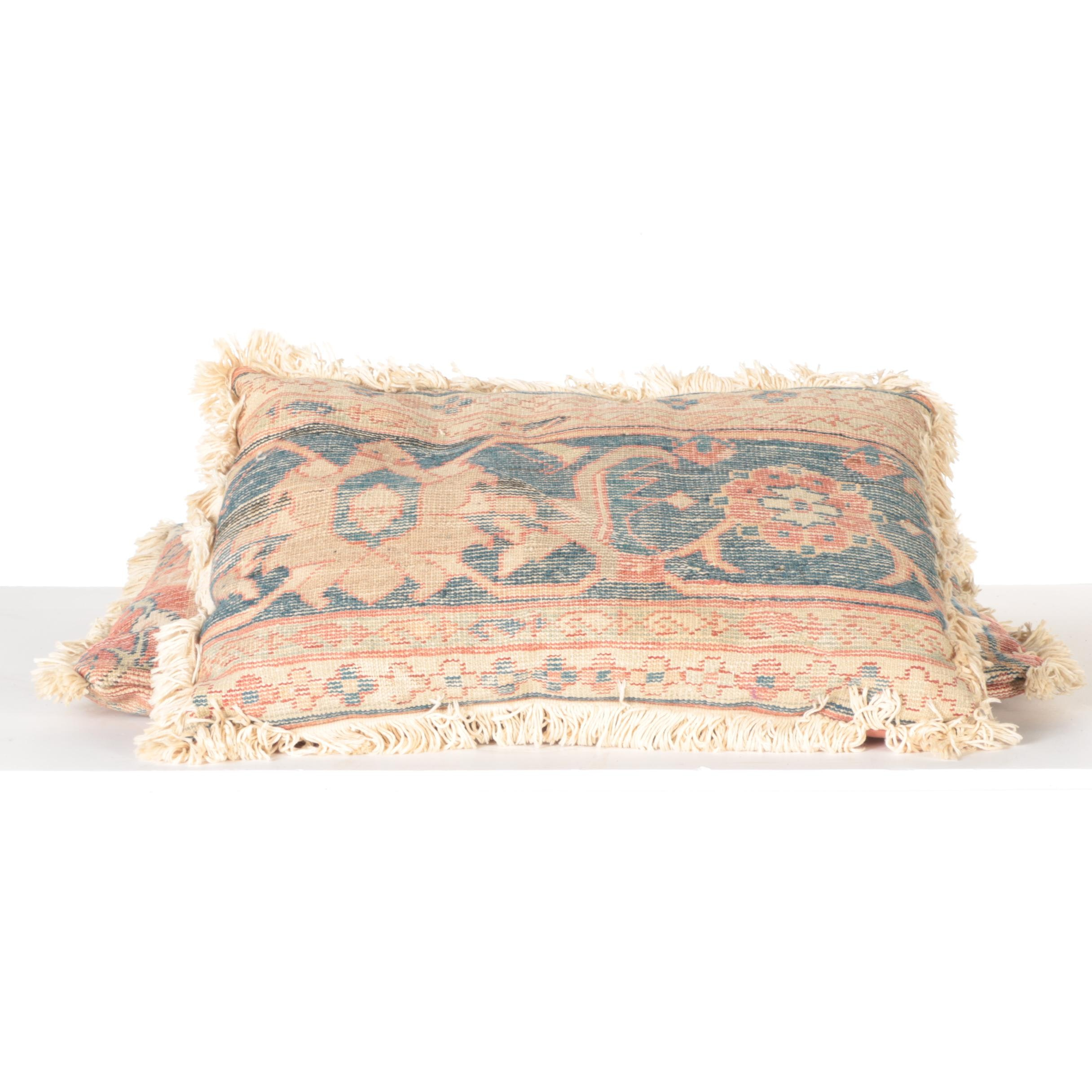 Accent Pillows From Persian Style Rugs