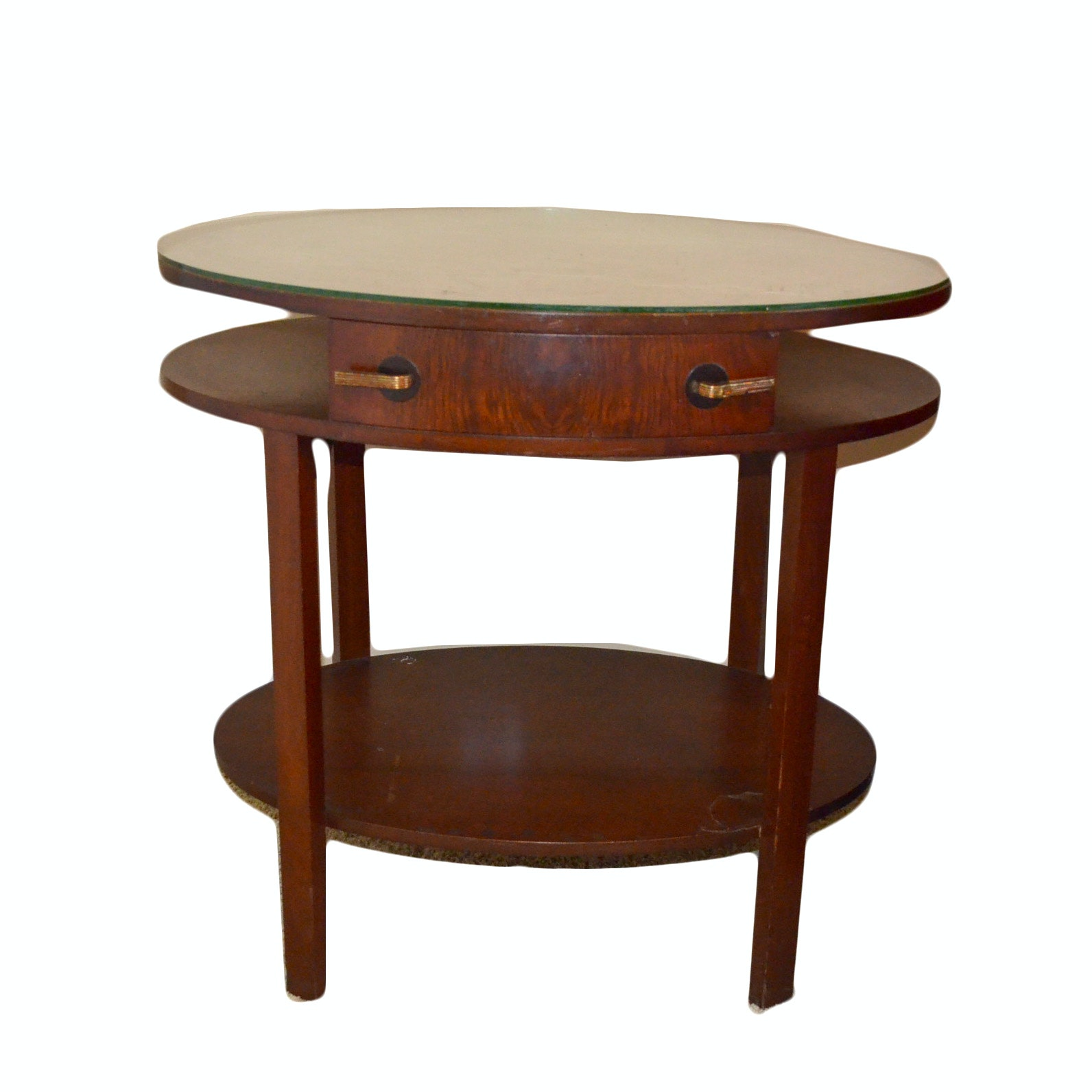 Vintage Mid Century Modern Side Table By Imperial Of Grand Rapids ...
