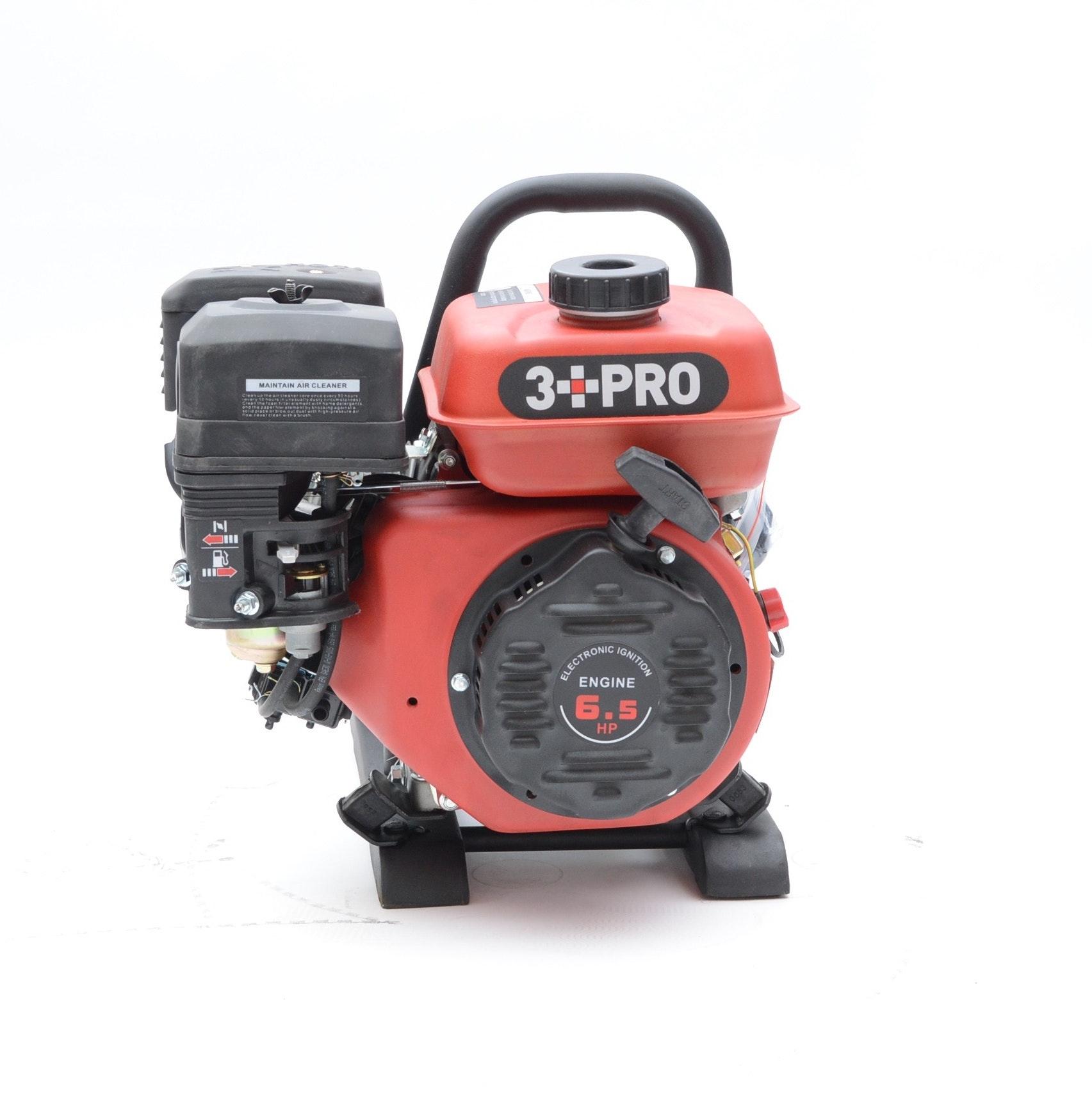 3 PRO 2500 Portable Gasoline Generator