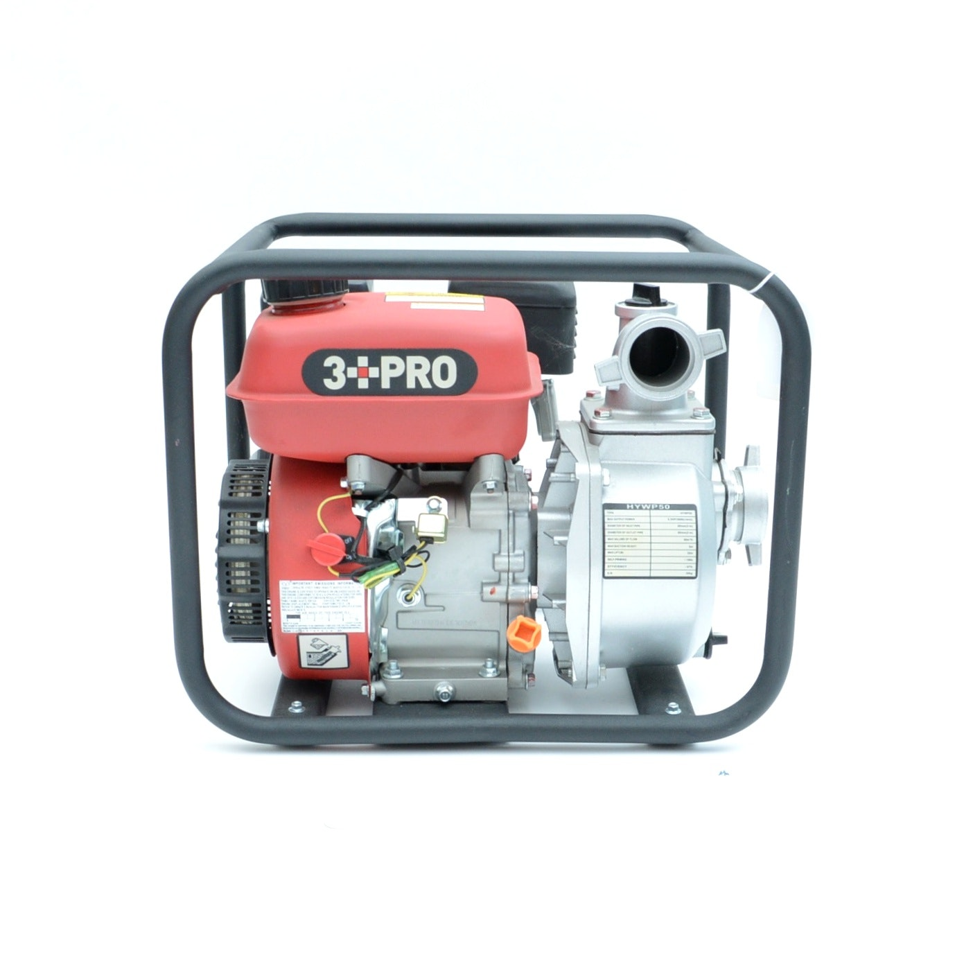 3 PRO Centrifugal Water Pump