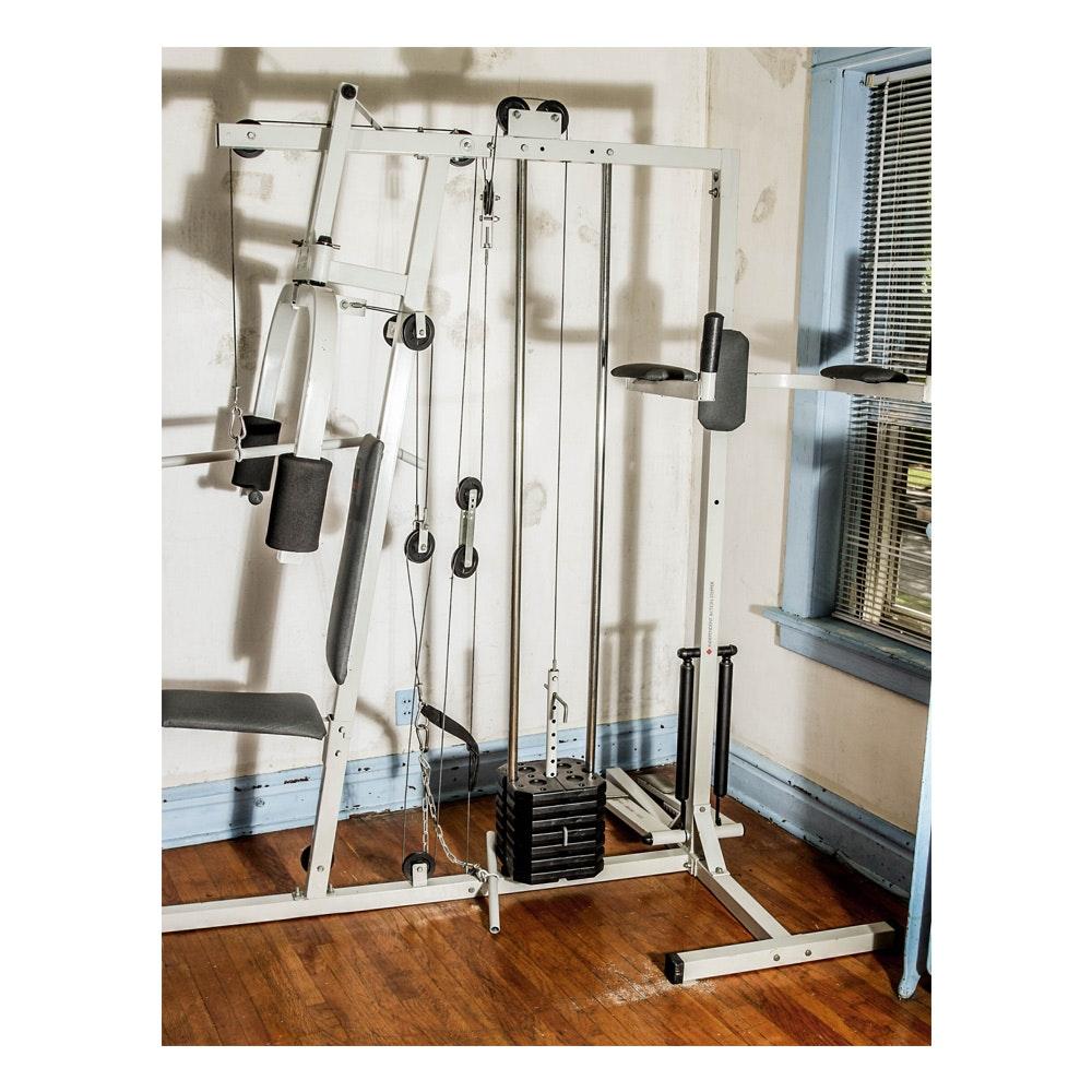 Weslo Aerobic Force Home Gym