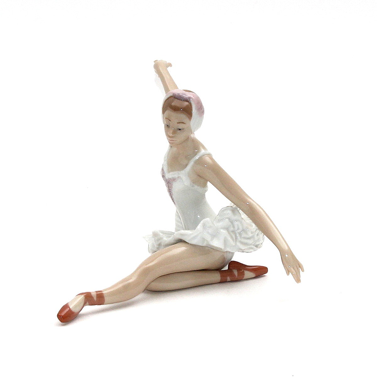 "Liberty Auto Sales >> Lladro ""Swan Ballet"" Figurine : EBTH"
