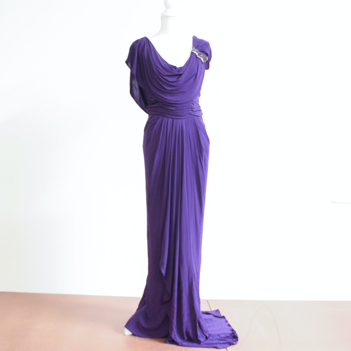 Badgley Mischka Evening Gown