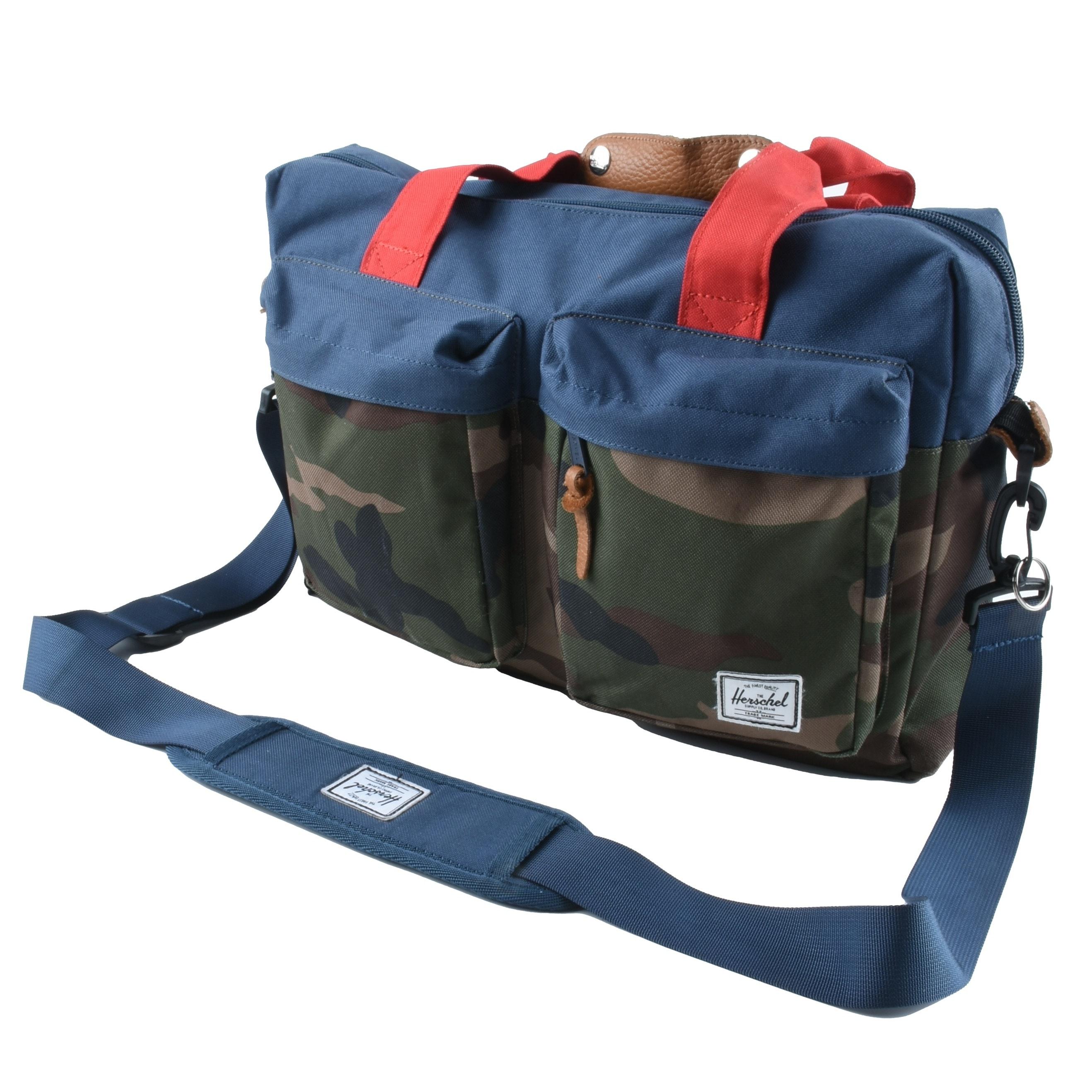 Herschel Totem Camo Messenger Bag