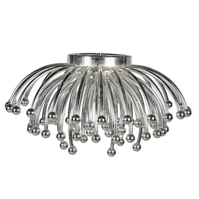 "Italian Modernist ""Pistello"" Light Fixture by Valenti"