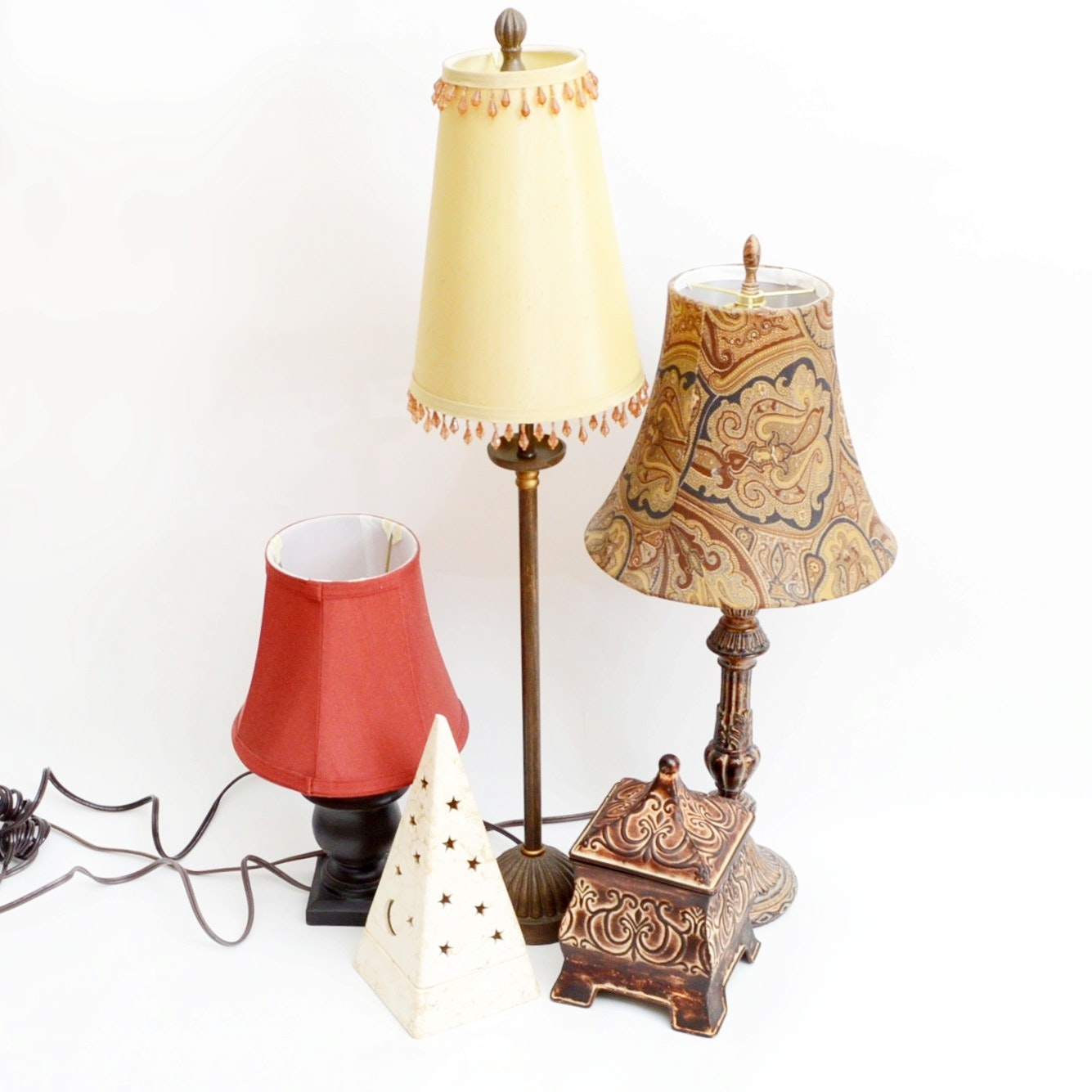 Decorative Lamps And Home Decor ...
