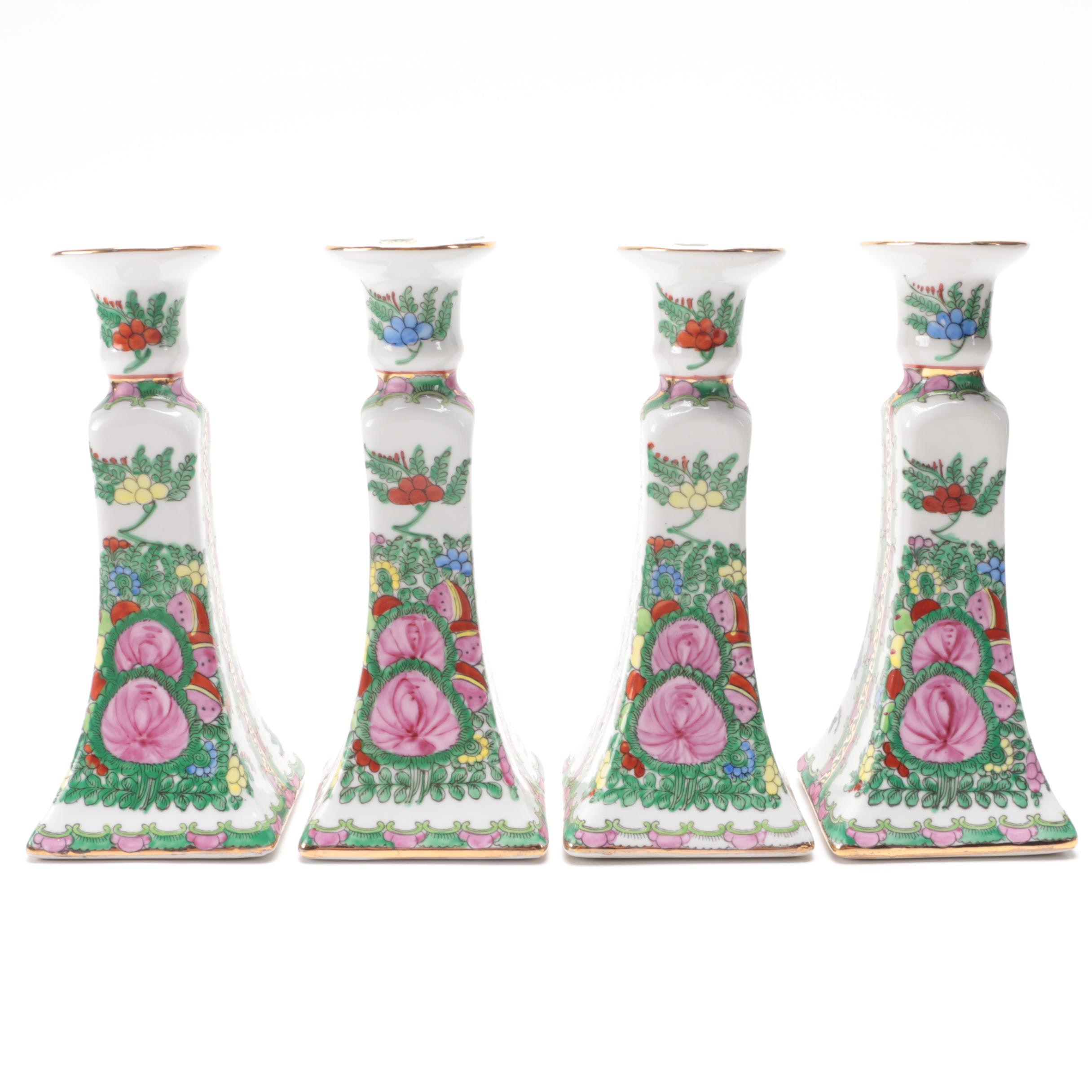 Chinese Candle Holders