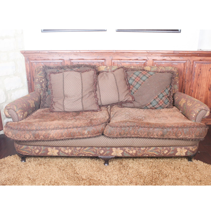 Contemporary Sofa By Carol Hicks Bolton for EJ Victor Furniture Company