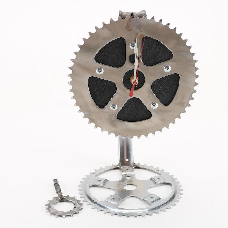 Resource Revival Mantel Clock