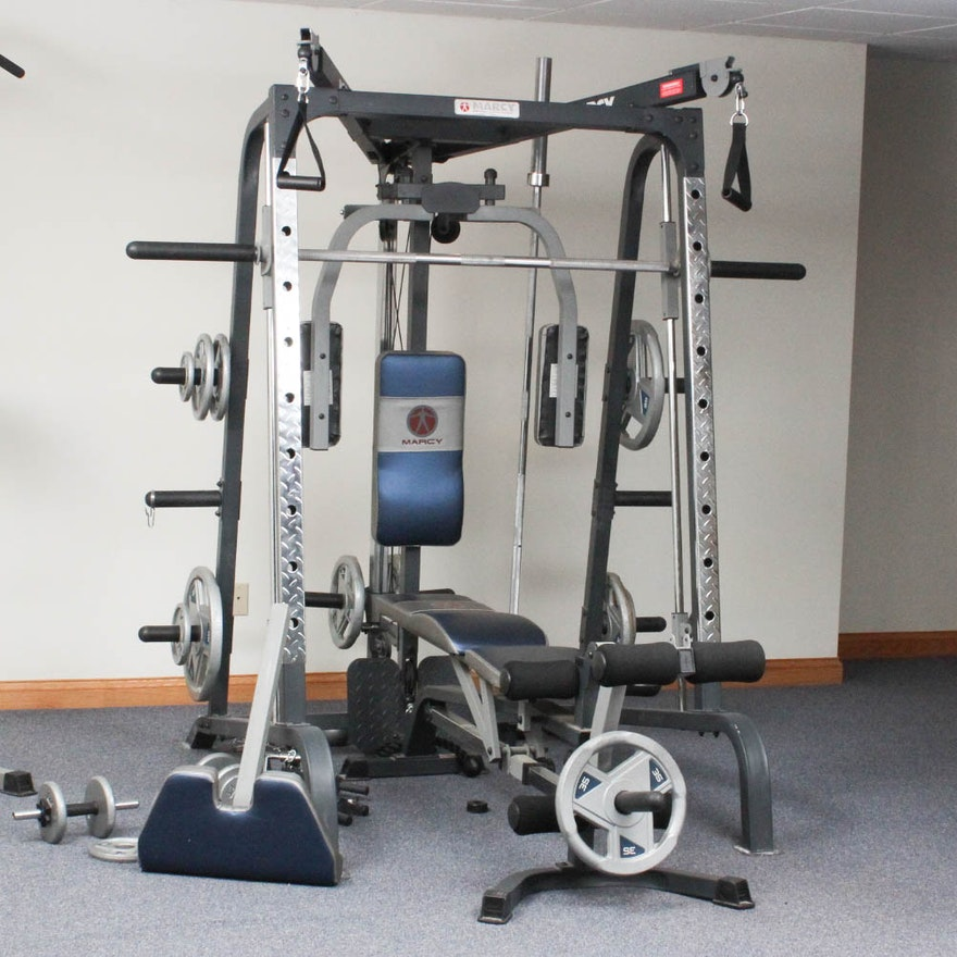 Marcy Home Gym By Impex
