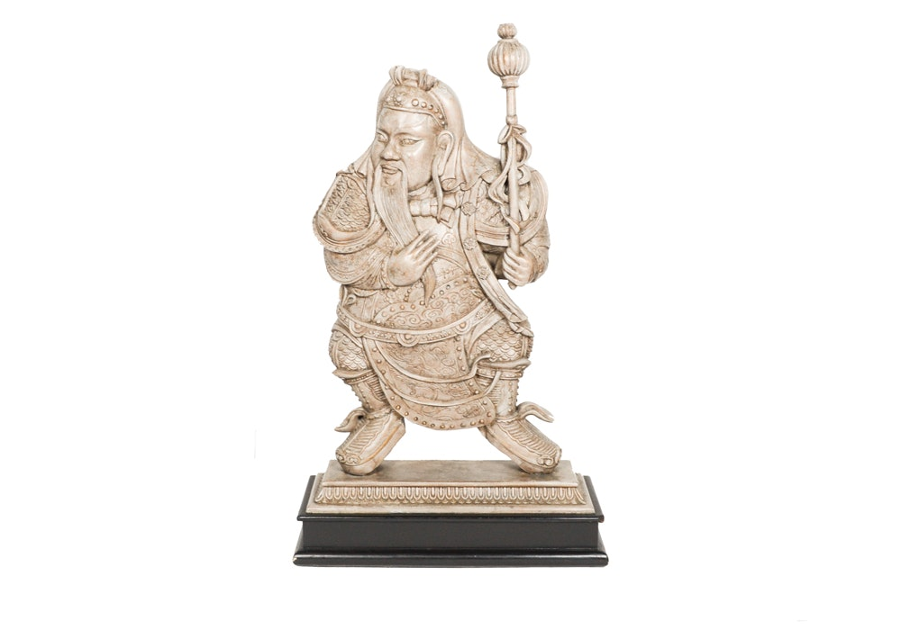 Chinese Figure on Stand