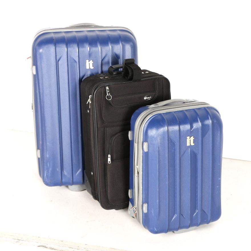 ada1685f2fb9 American Tourister and It Hard Shell Luggage Set   EBTH