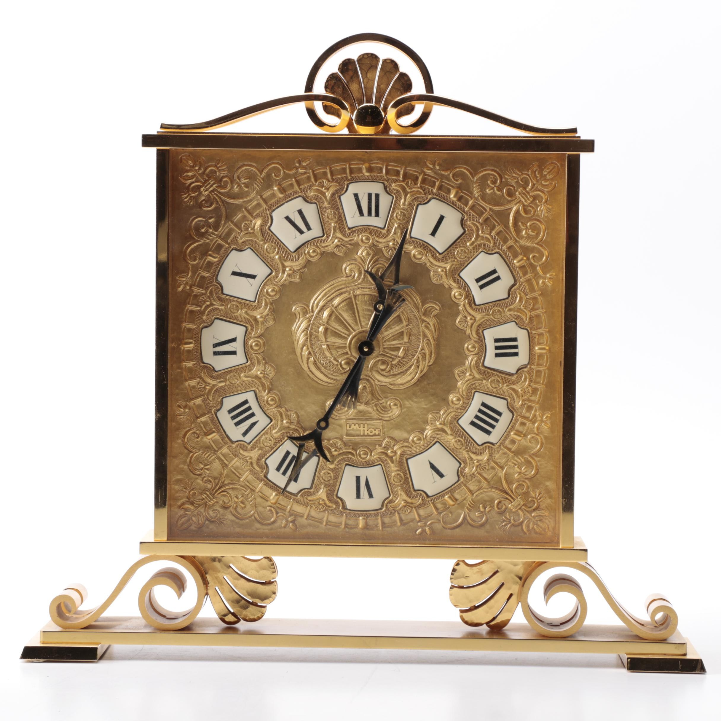 LM Hof Mantel Clock