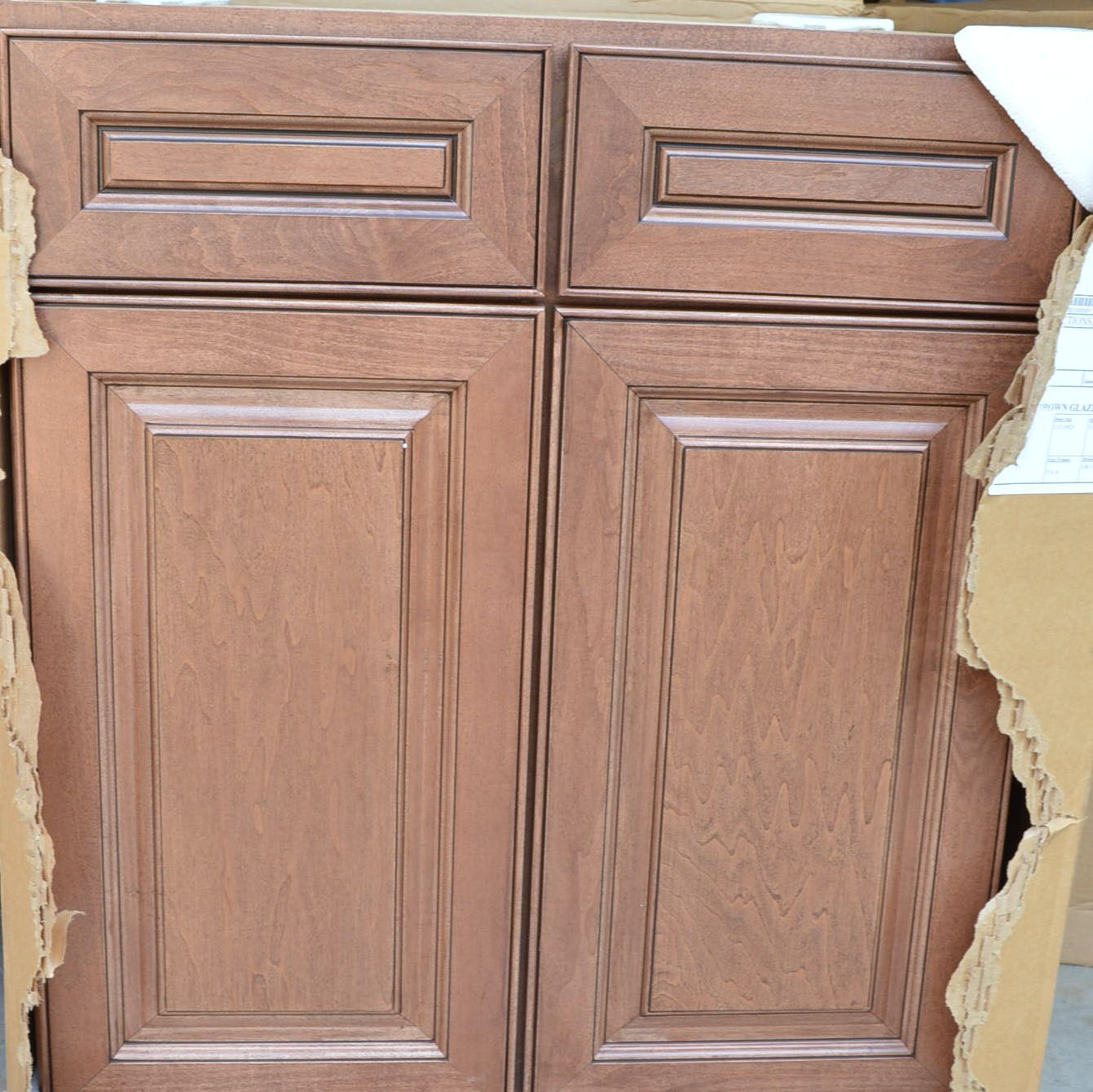 vintage cabinets, dressers and antique trunks auction in lexington