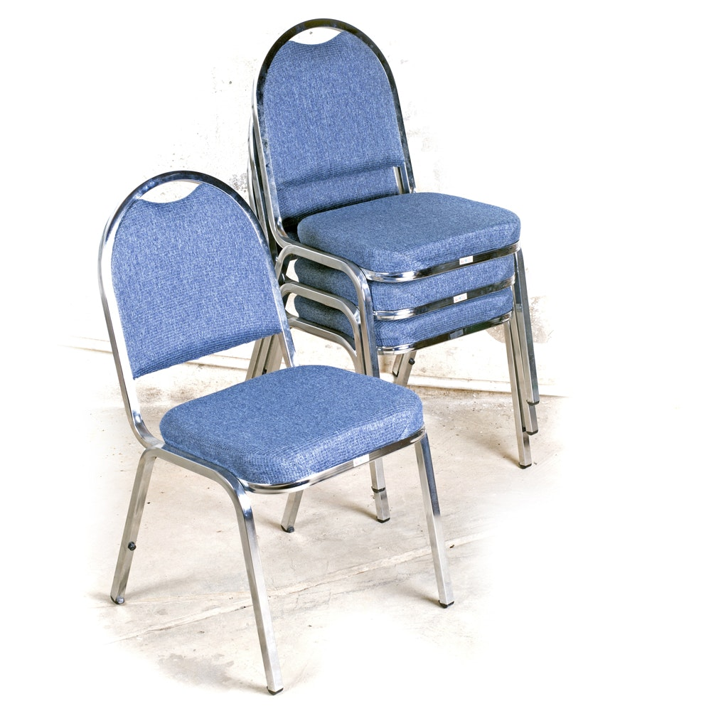 Set of Office Style Chairs