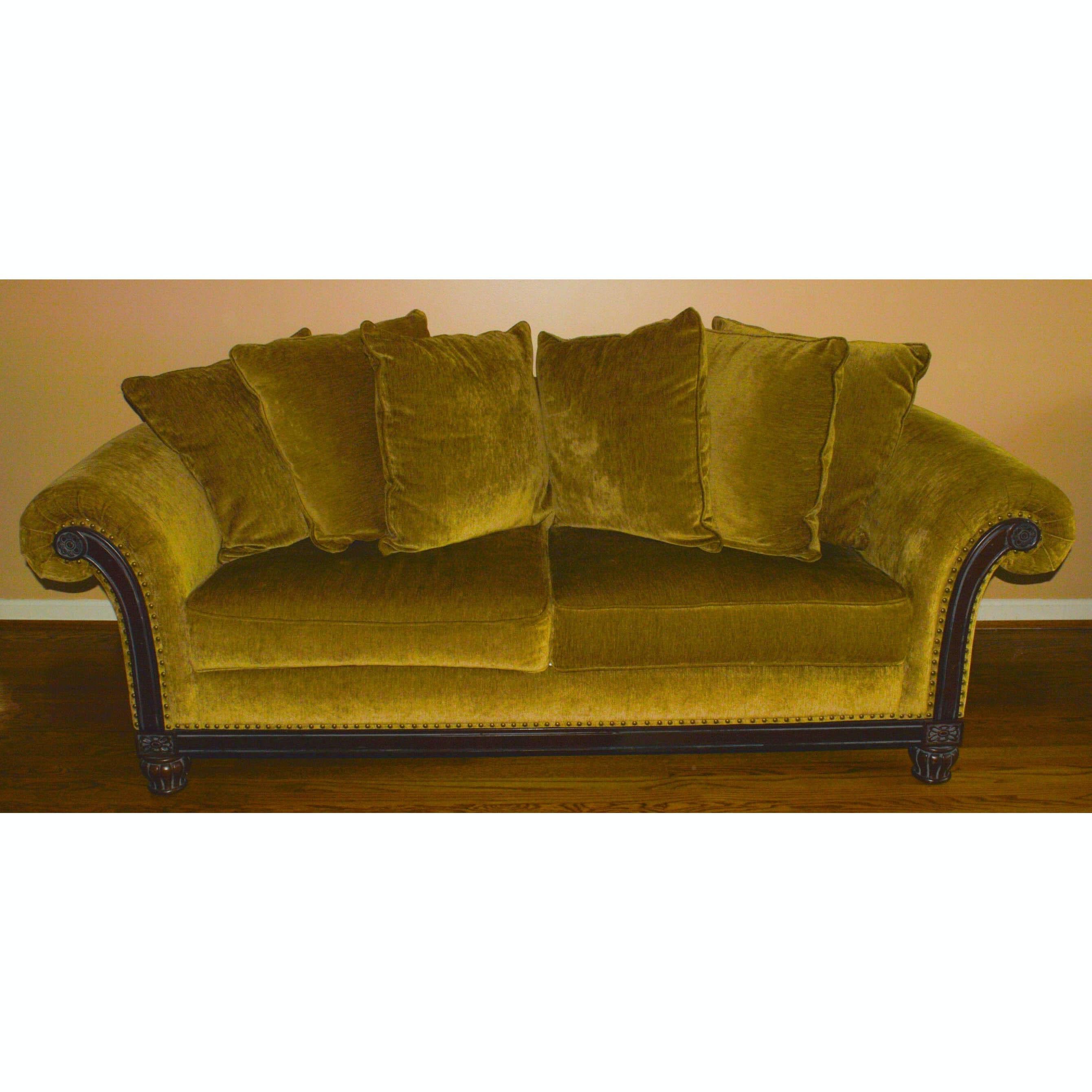 Bernhardt Furniture For Z Gallerie Sofa EBTH