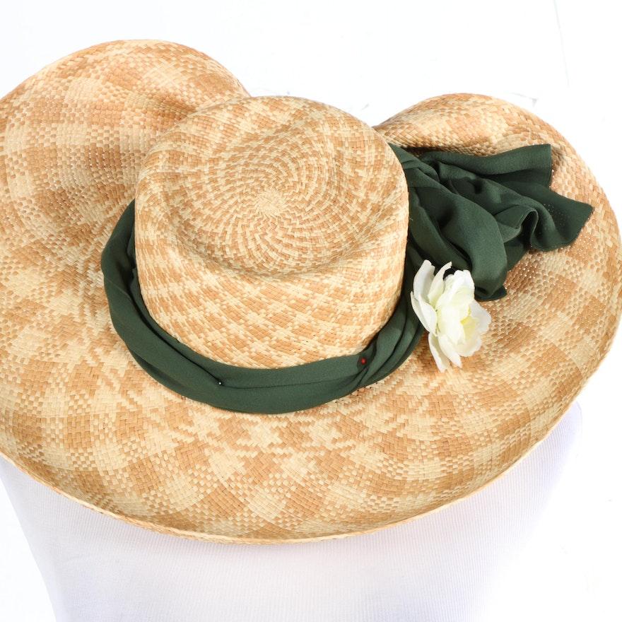 e9a0989de90 Lisa Shaub Couture Hat   EBTH