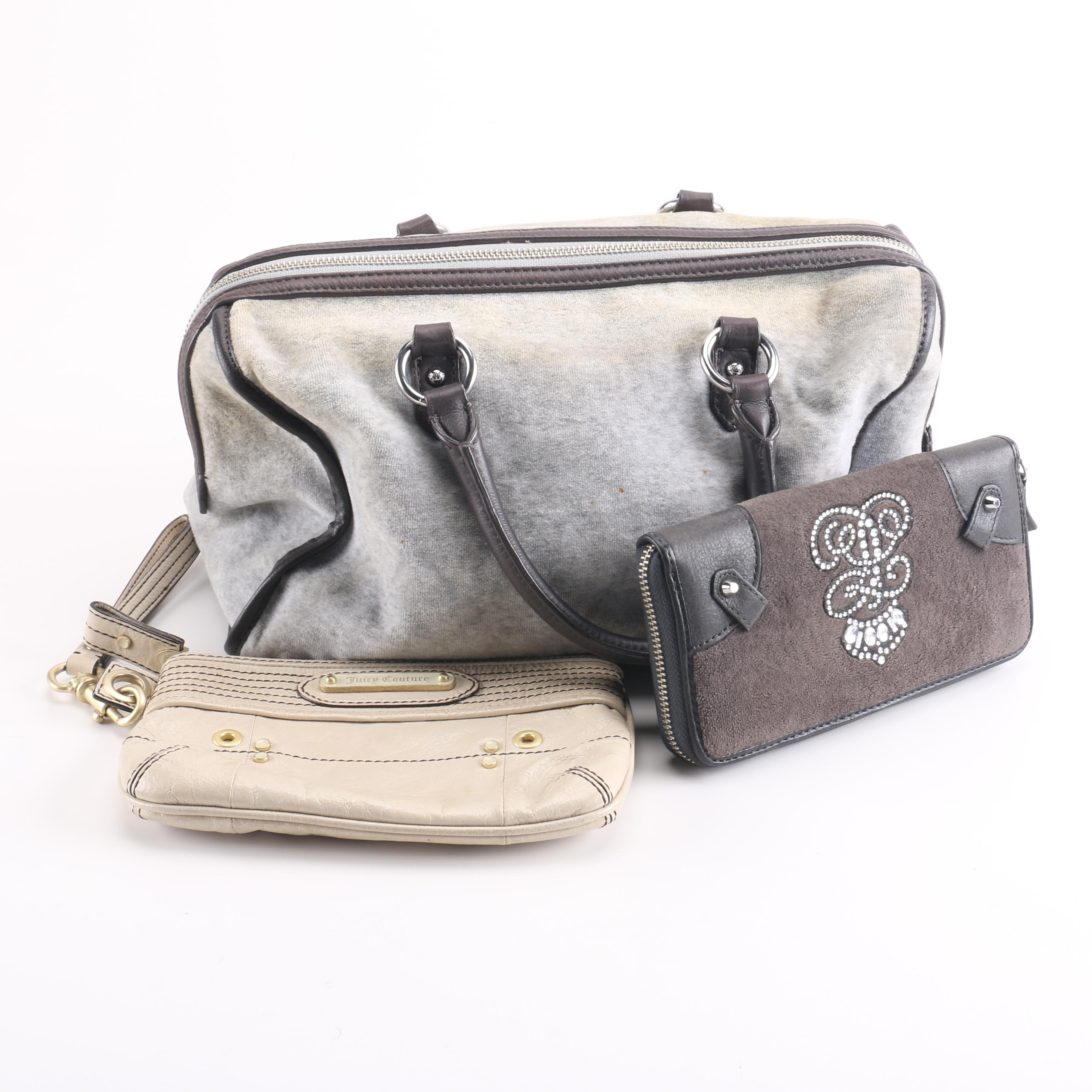 Juicy Couture Handbag and Wallets