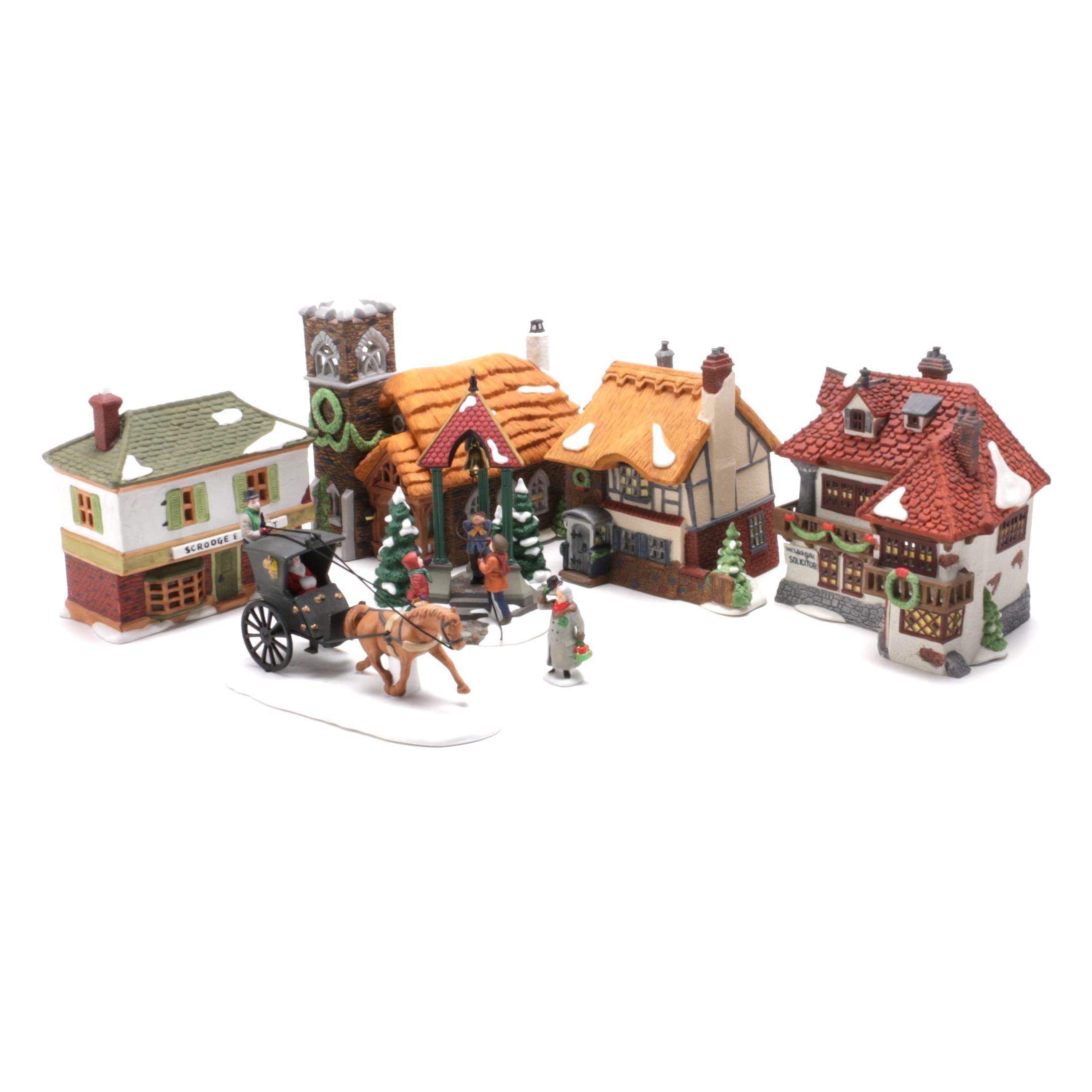 Four Heritage Village Series