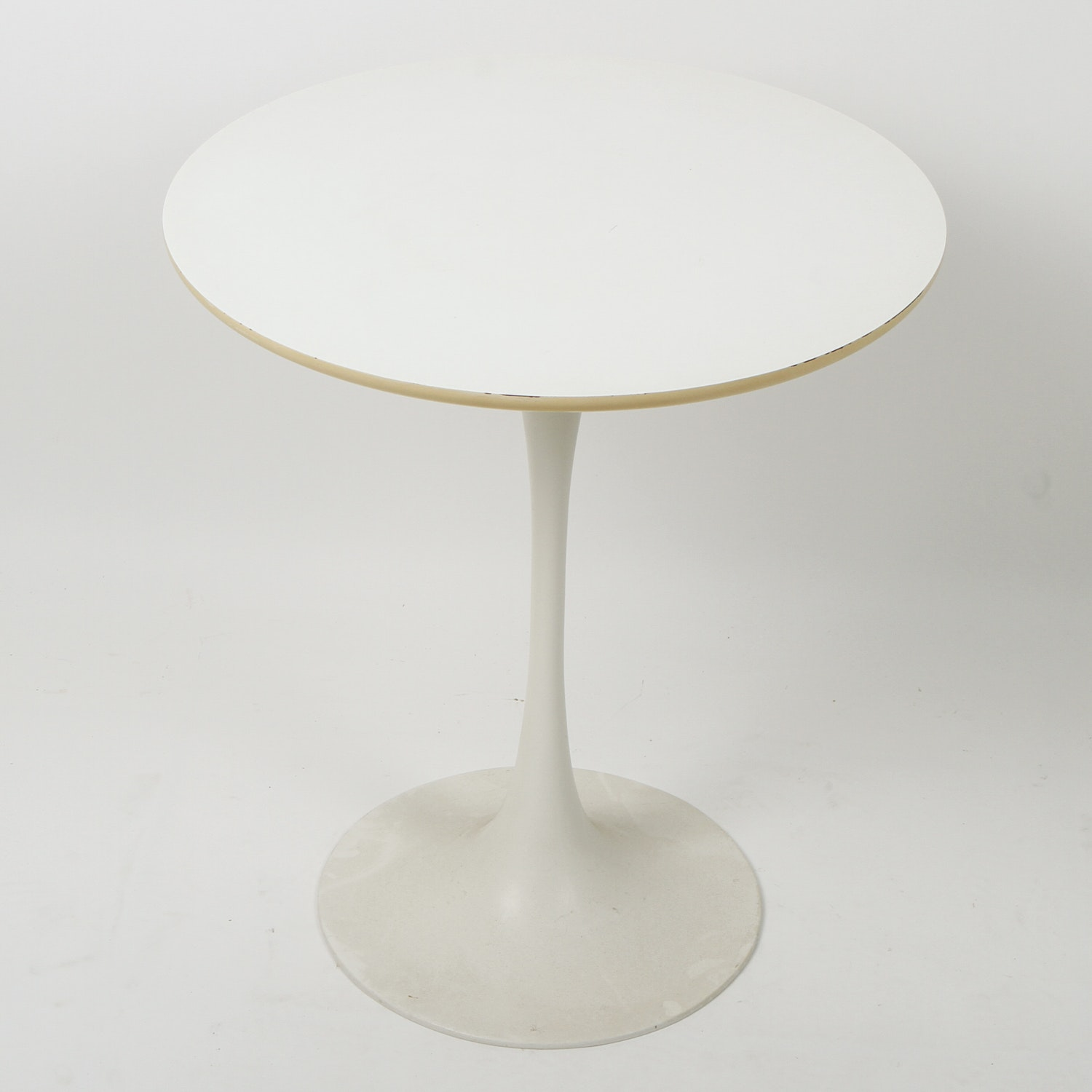 Mid Century Modern Tulip Side Table
