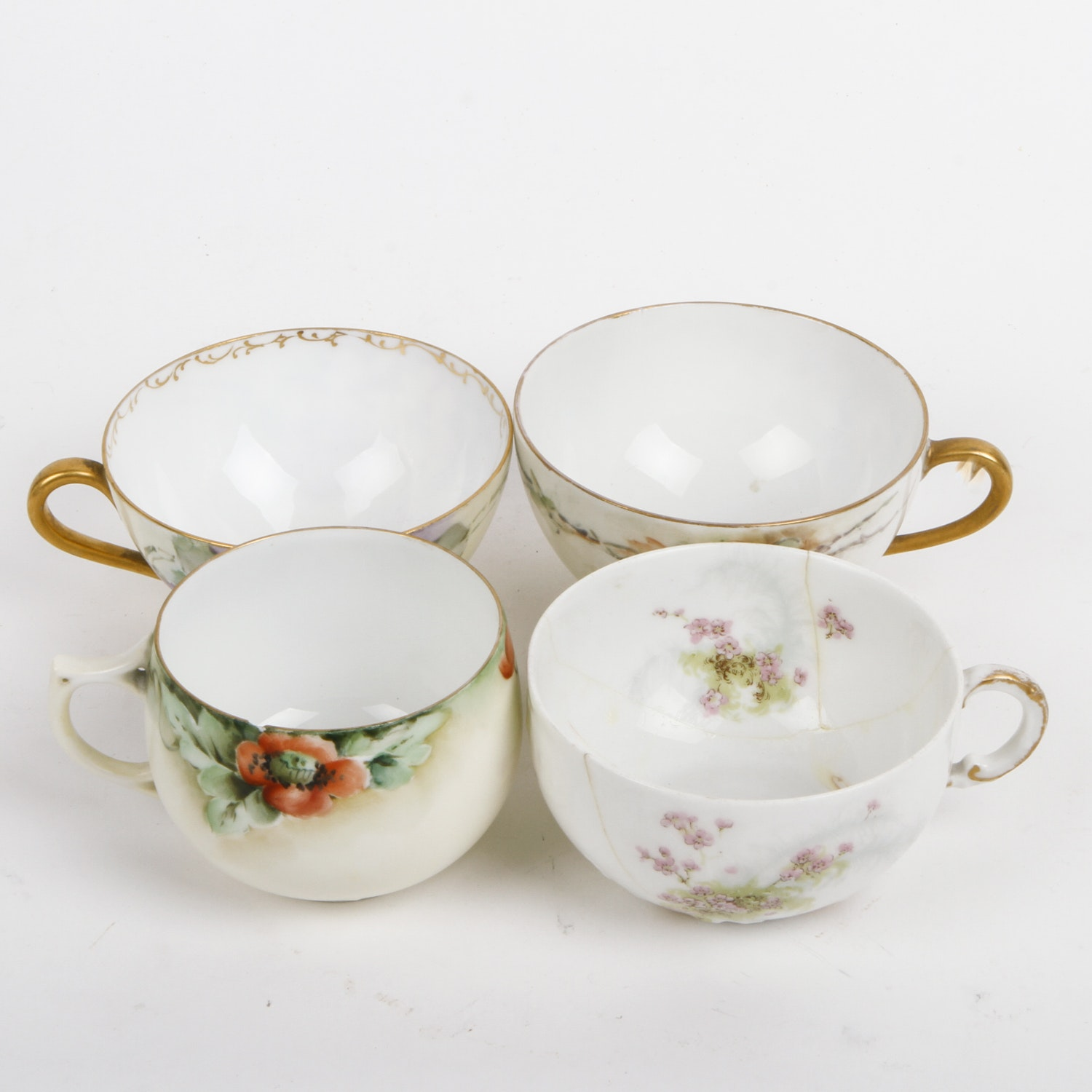 Vintage Teacup Assortment