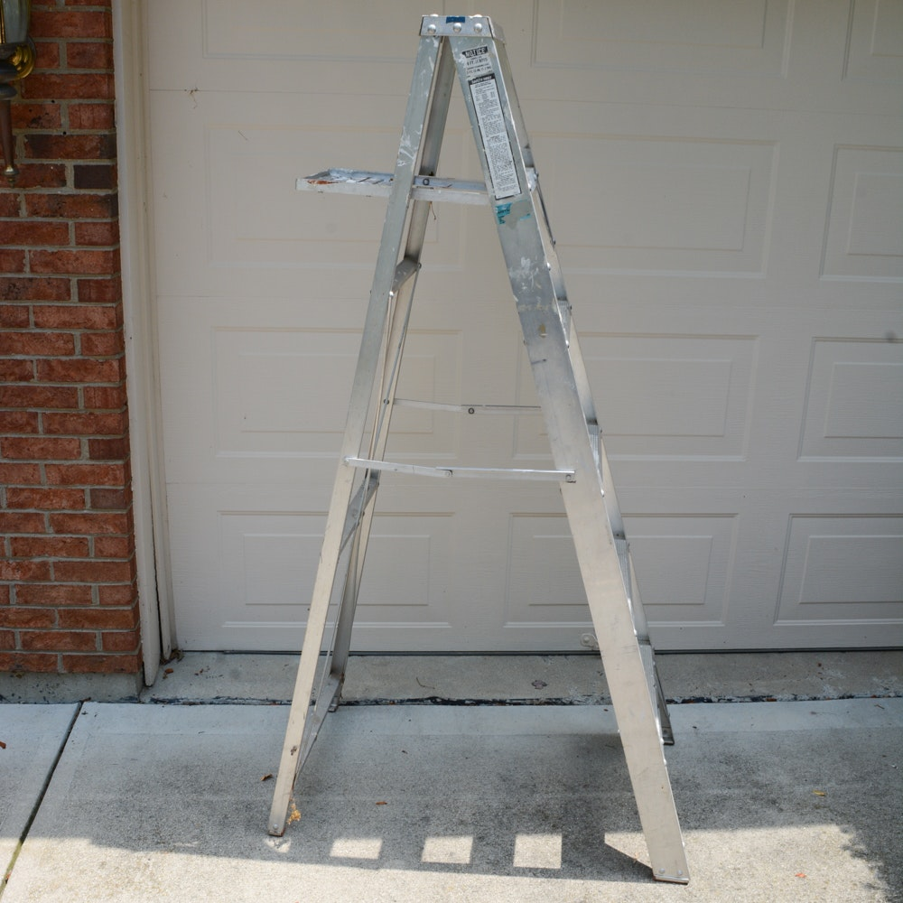 Extention Step Quot Little Giant Quot And Step Stool Ladders Ebth