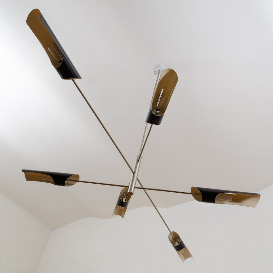 Tri Boy Chandelier By David Weeks For Ralph Pucci