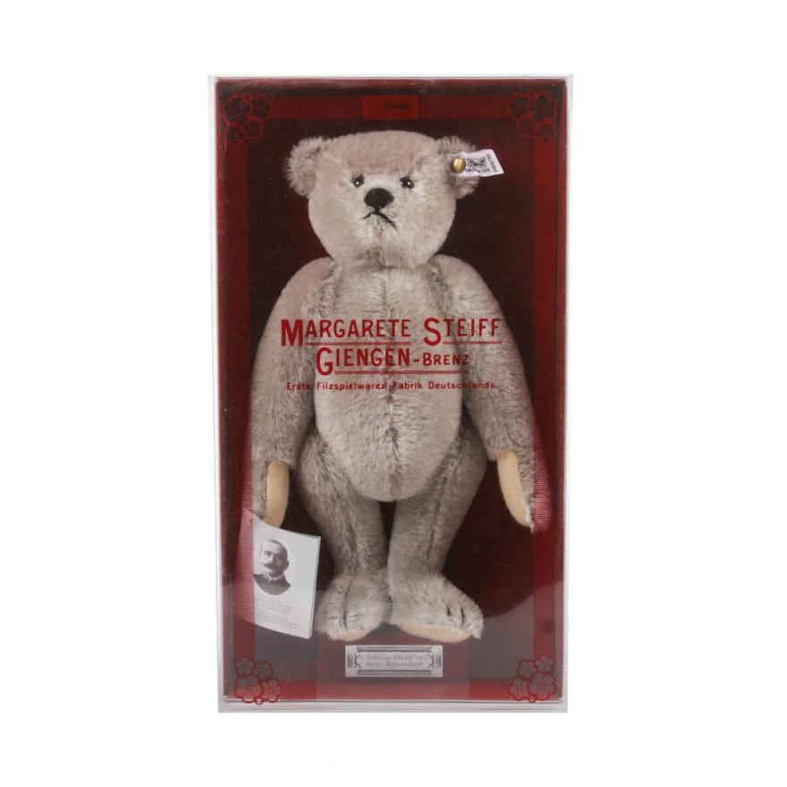 Margarete Steiff Teddy Bear with Original Box