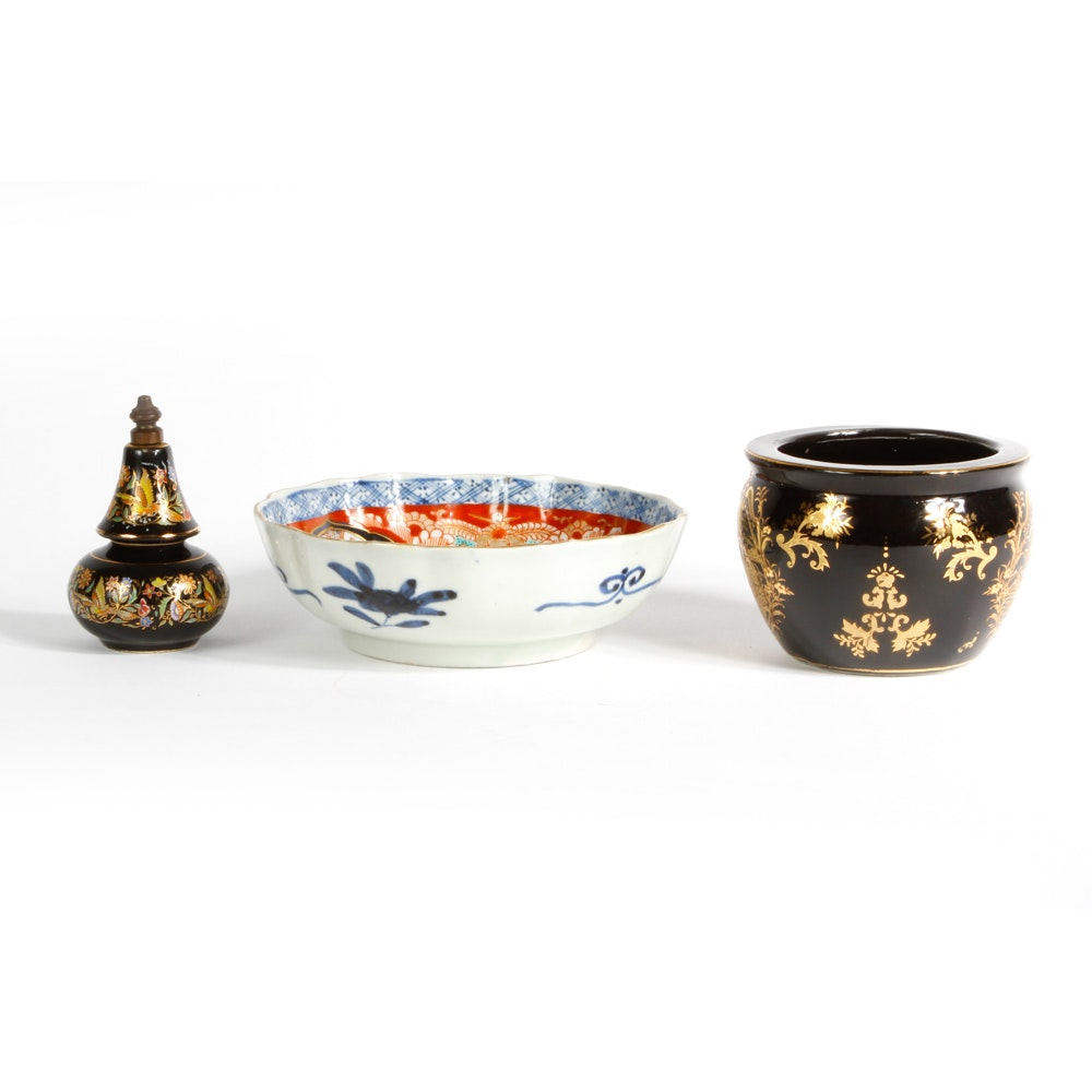 Asian Inspired Ceramic Dishes