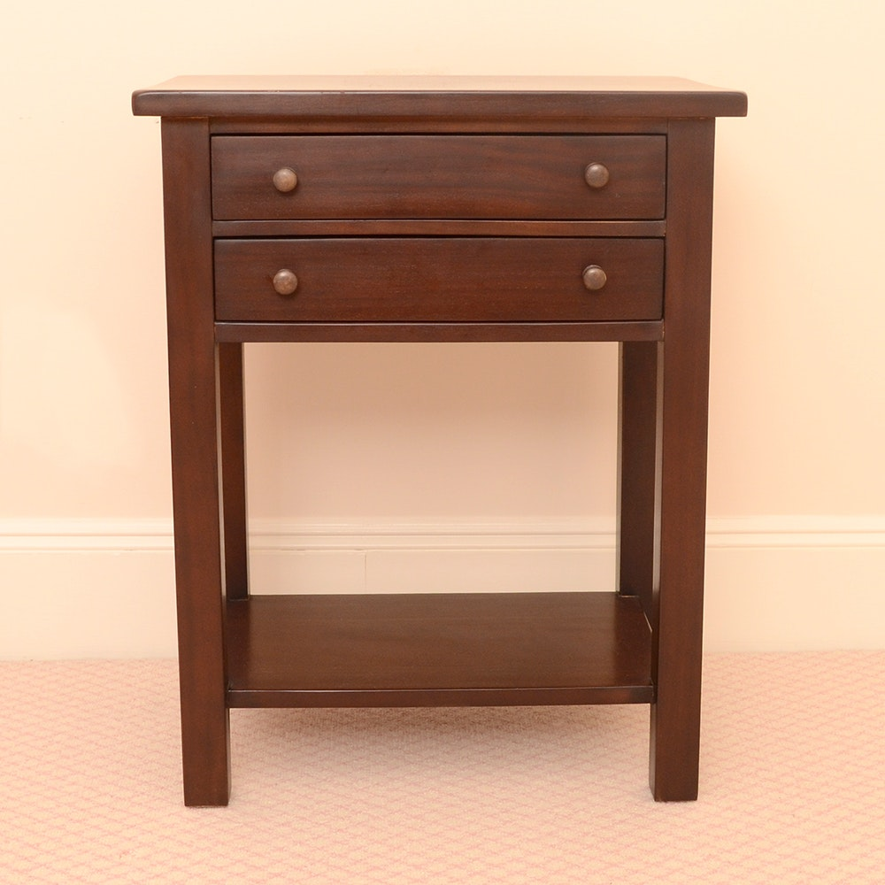 Arts and Crafts Style Side Table