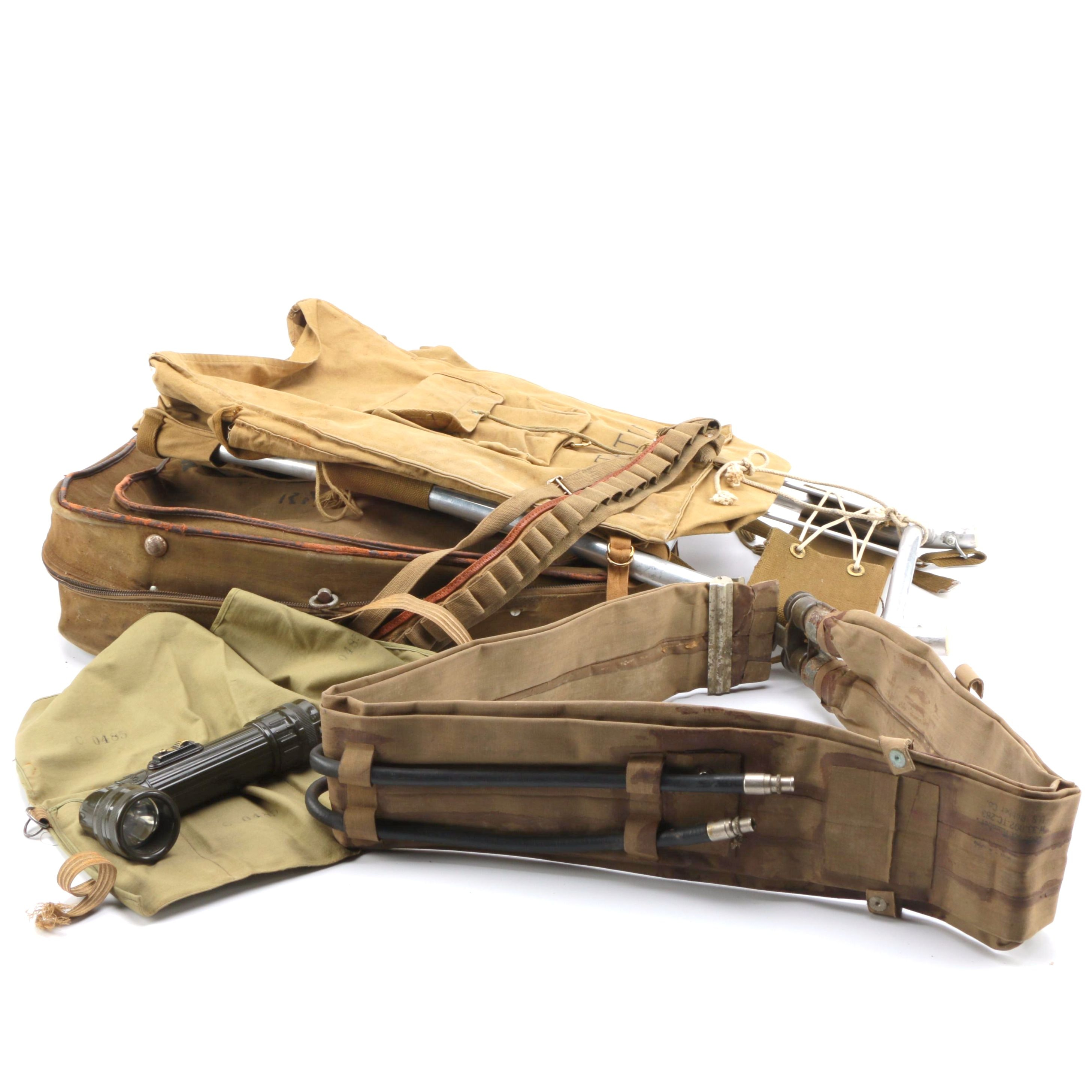 Vintage Militaria
