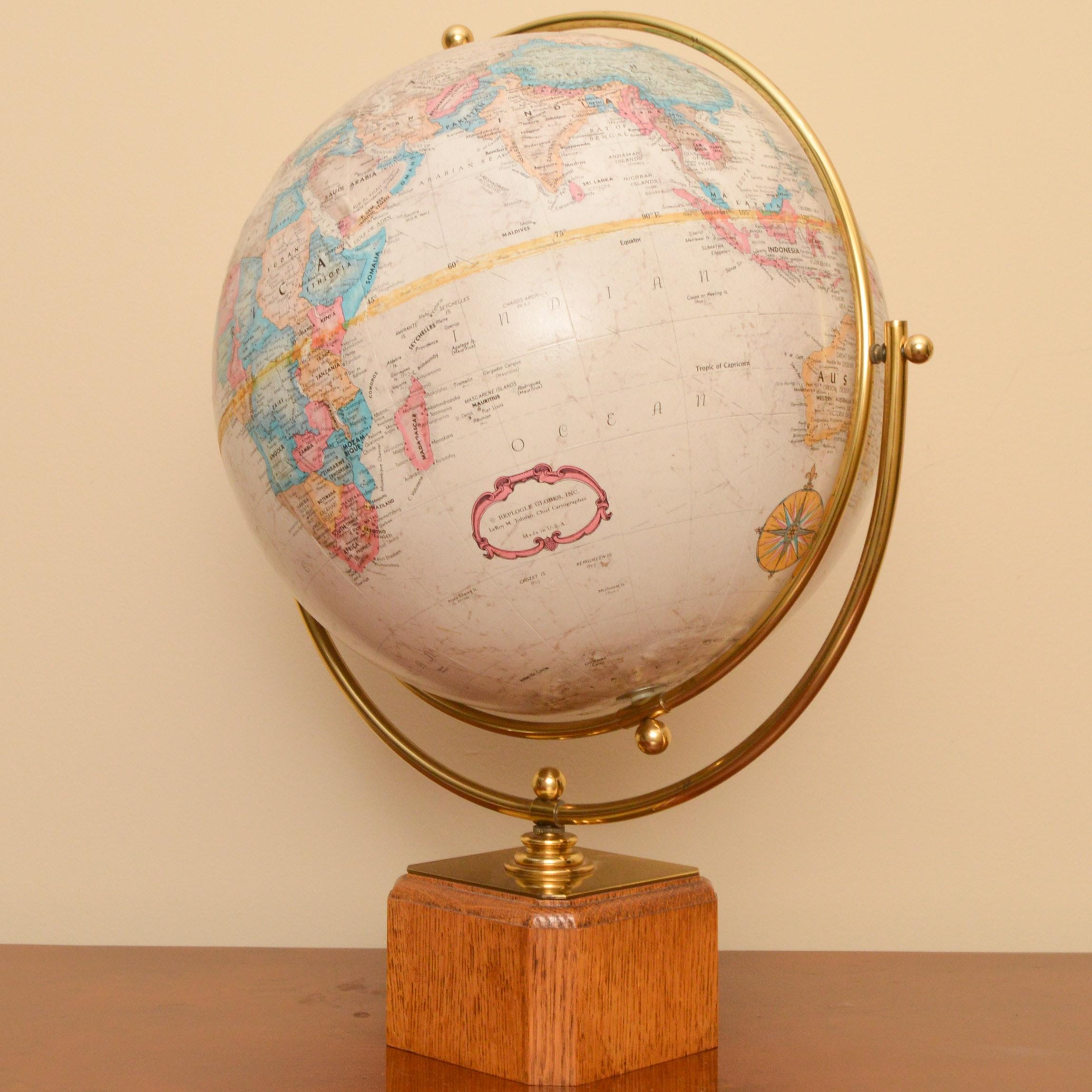 Replogle Desk Globe