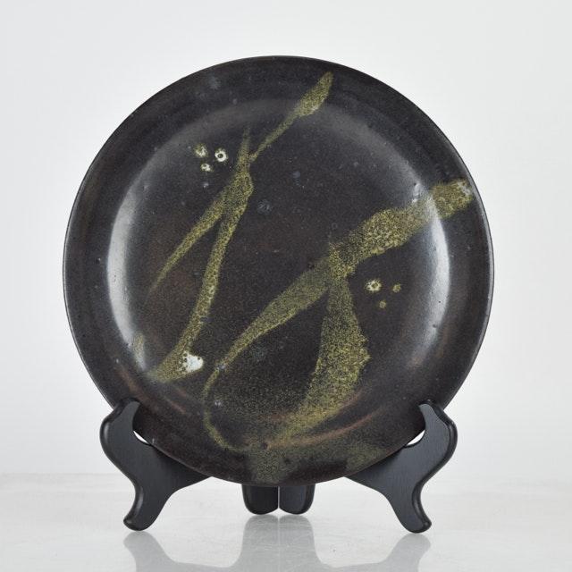 Original Tuska Art Pottery Plate