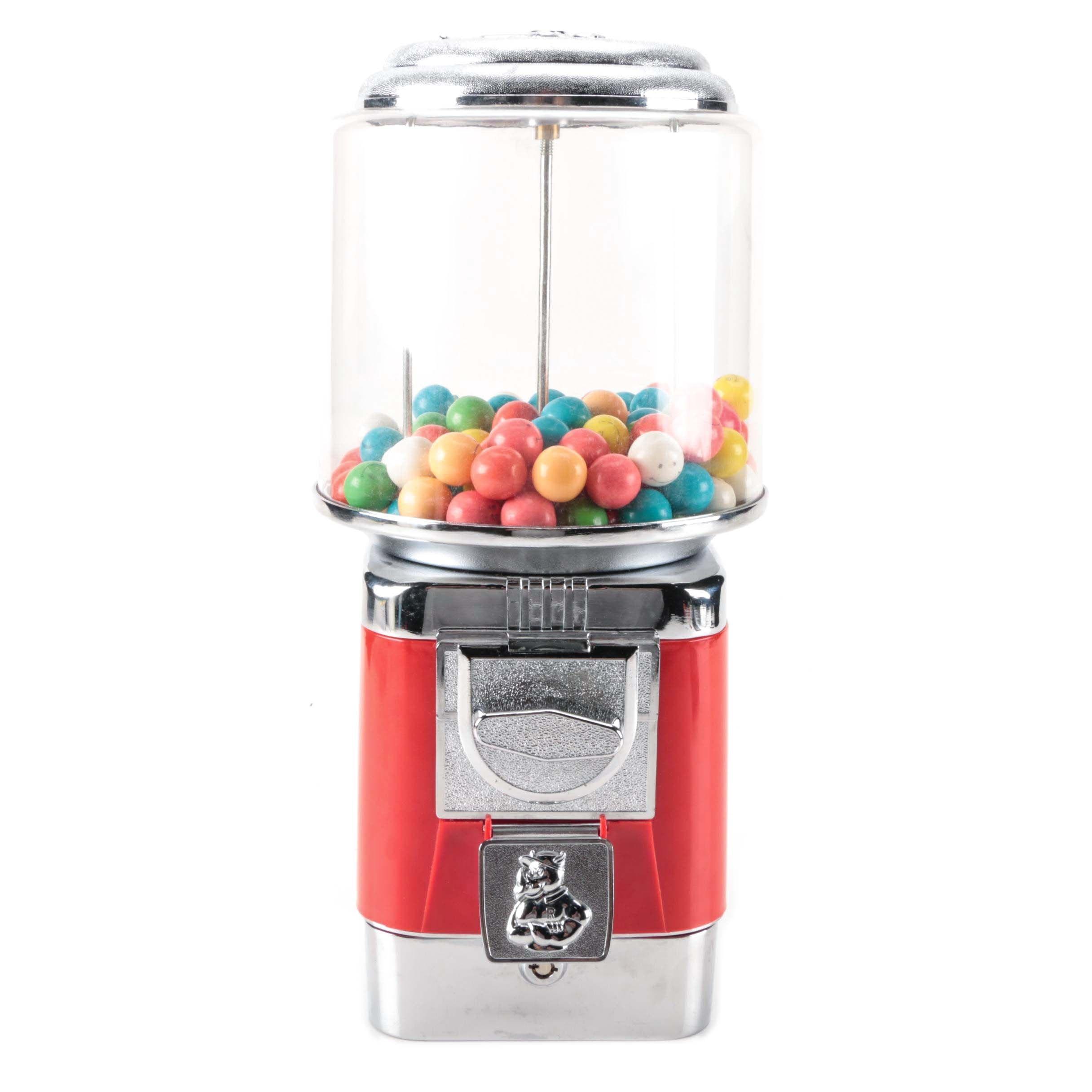 Rhino Gum Ball Machine