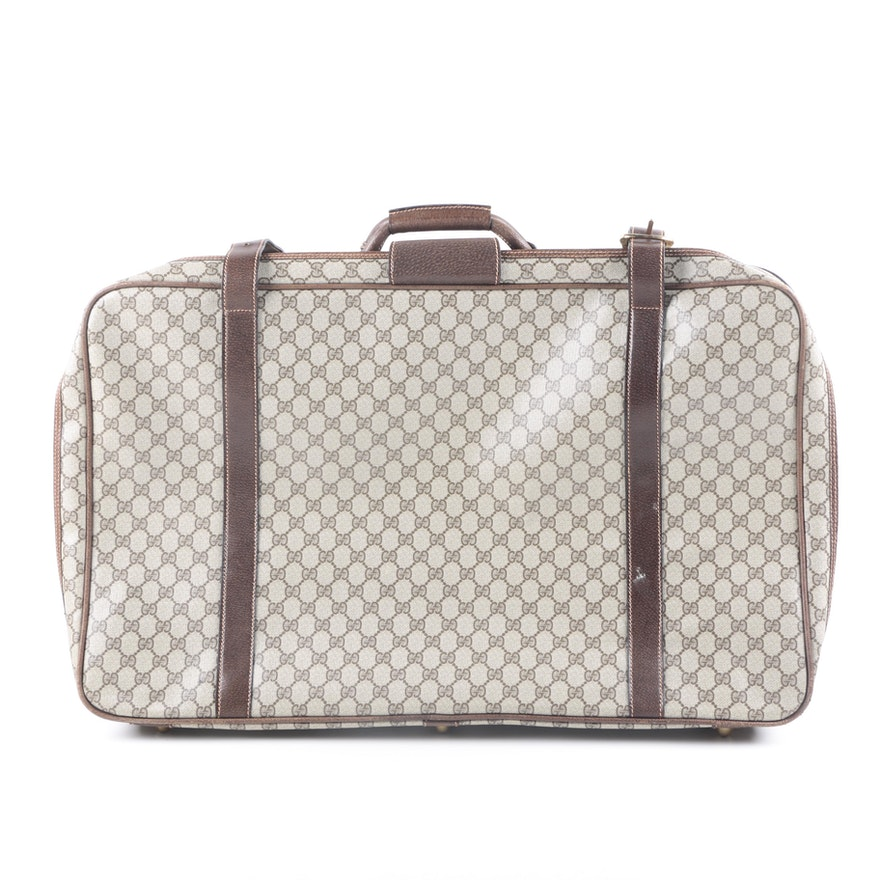 Gucci Luggage Travel Bag