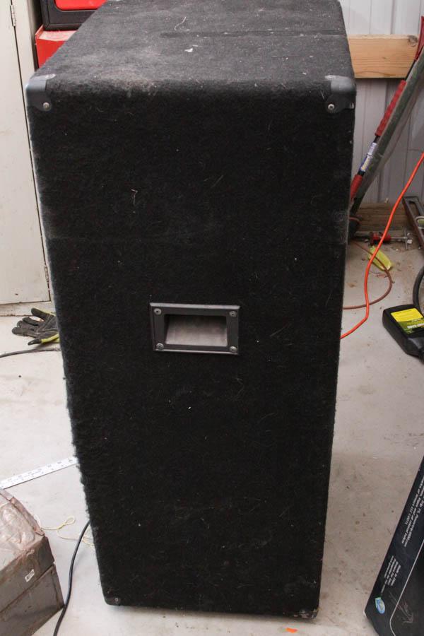 welton pro studio industrial sound pressure system