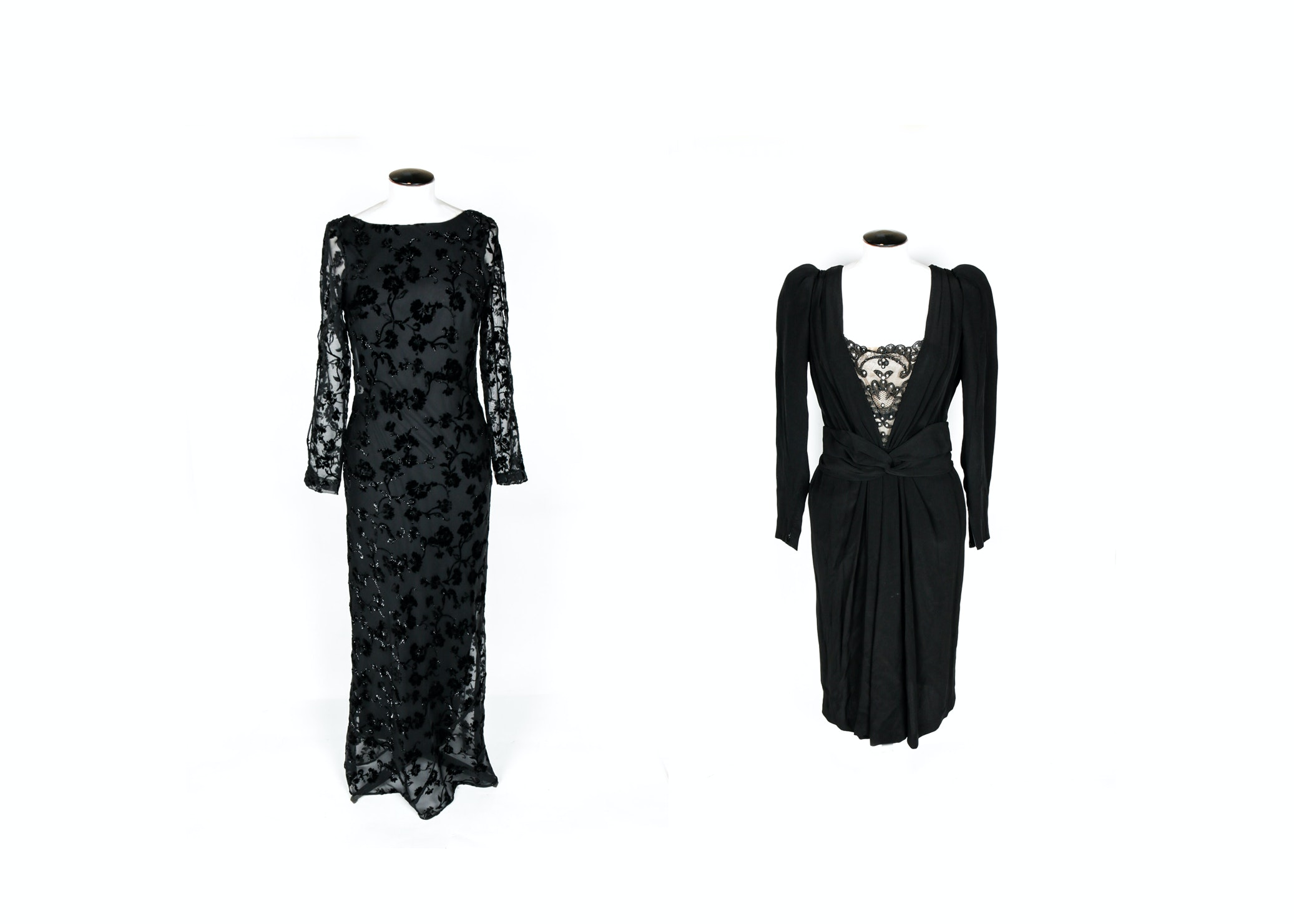 Pair of Vintage Dresses