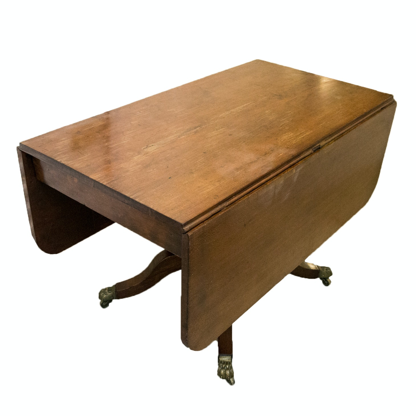 19th Century Federal Style Drop Leaf Table