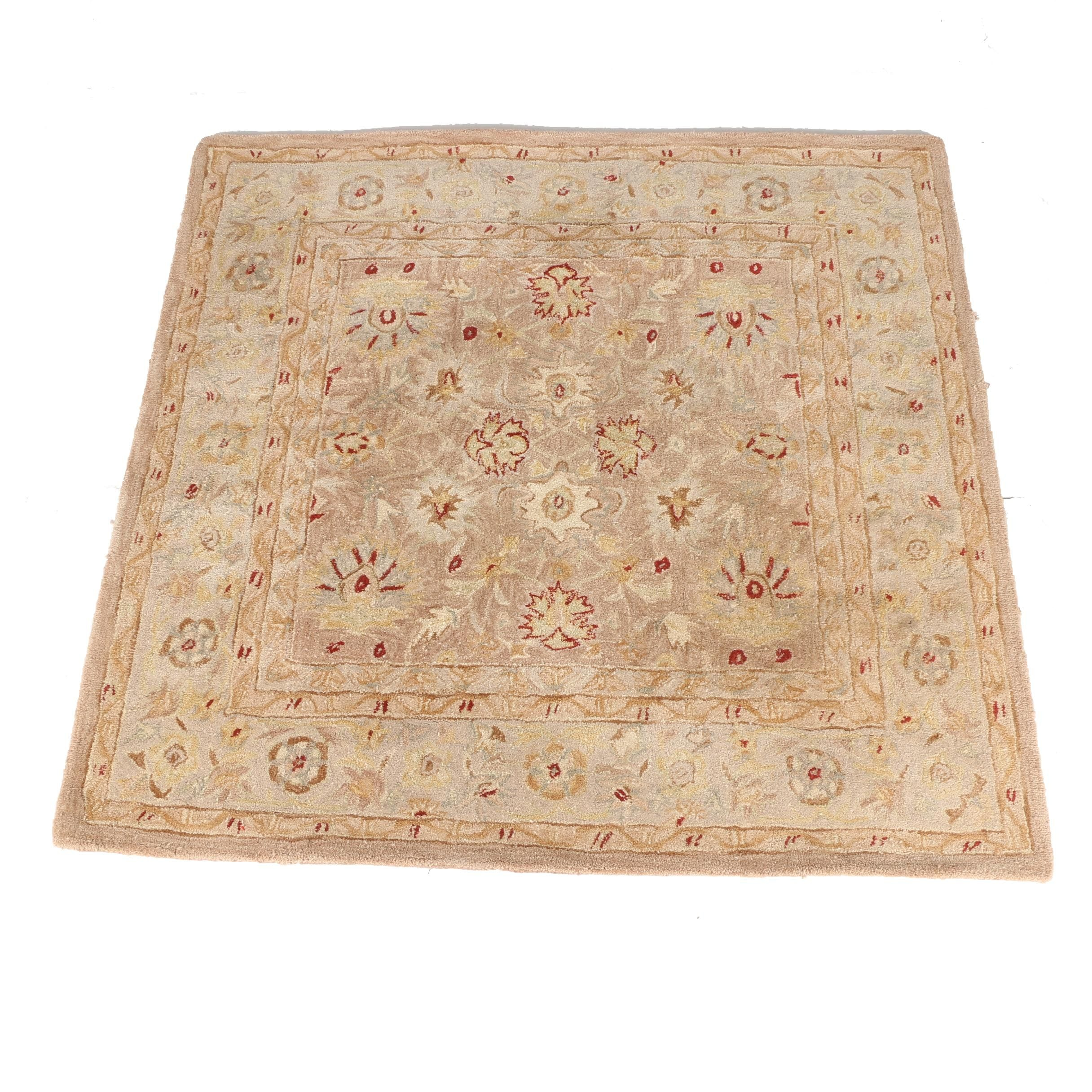 "Hand-Tufted Safavieh ""Anatolia"" Wool Area Rug"