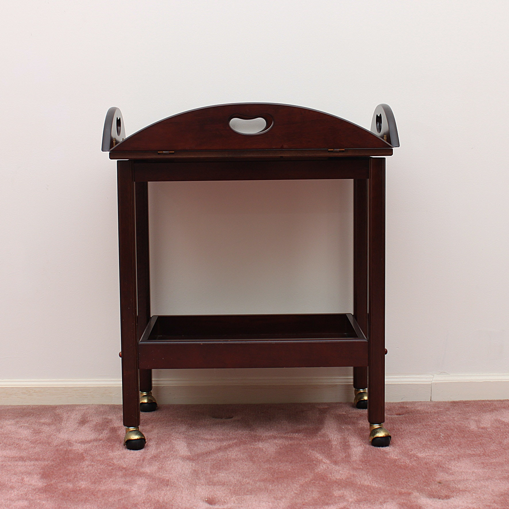 Butler's Tray Table by The Bombay Company